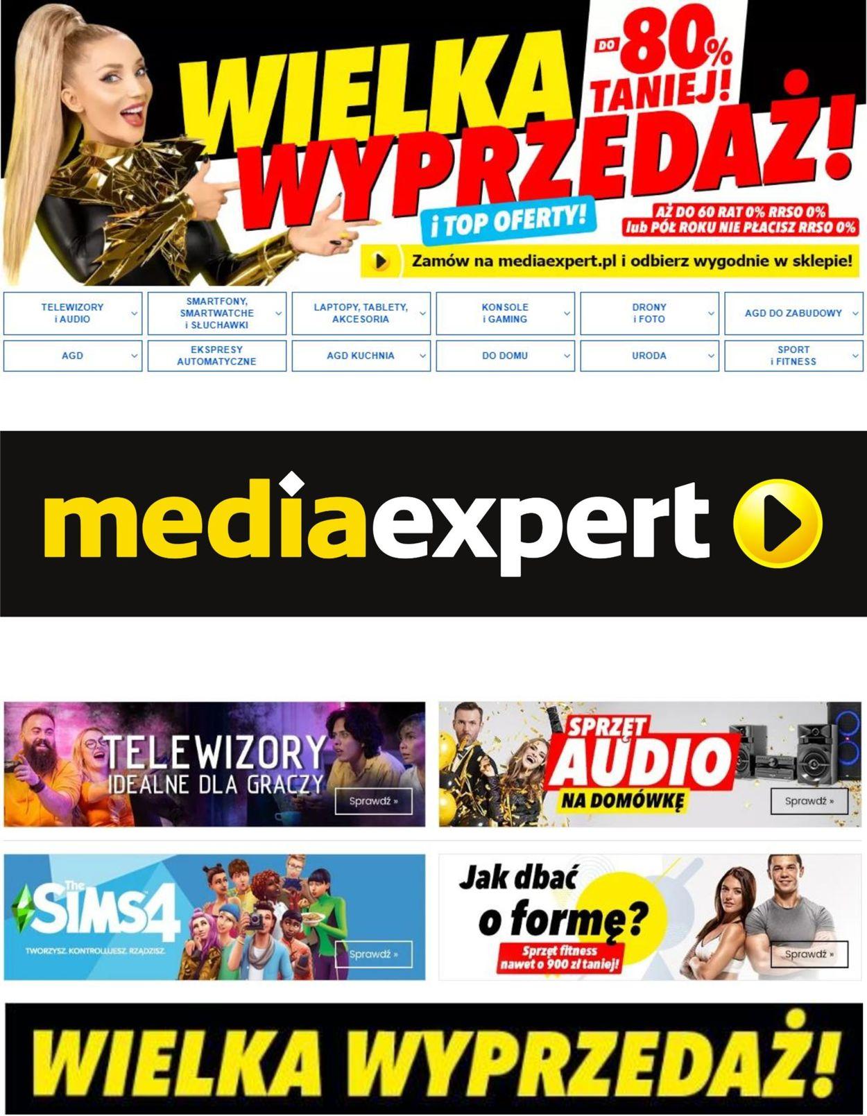Gazetka promocyjna Media Expert - 22.01-29.01.2021