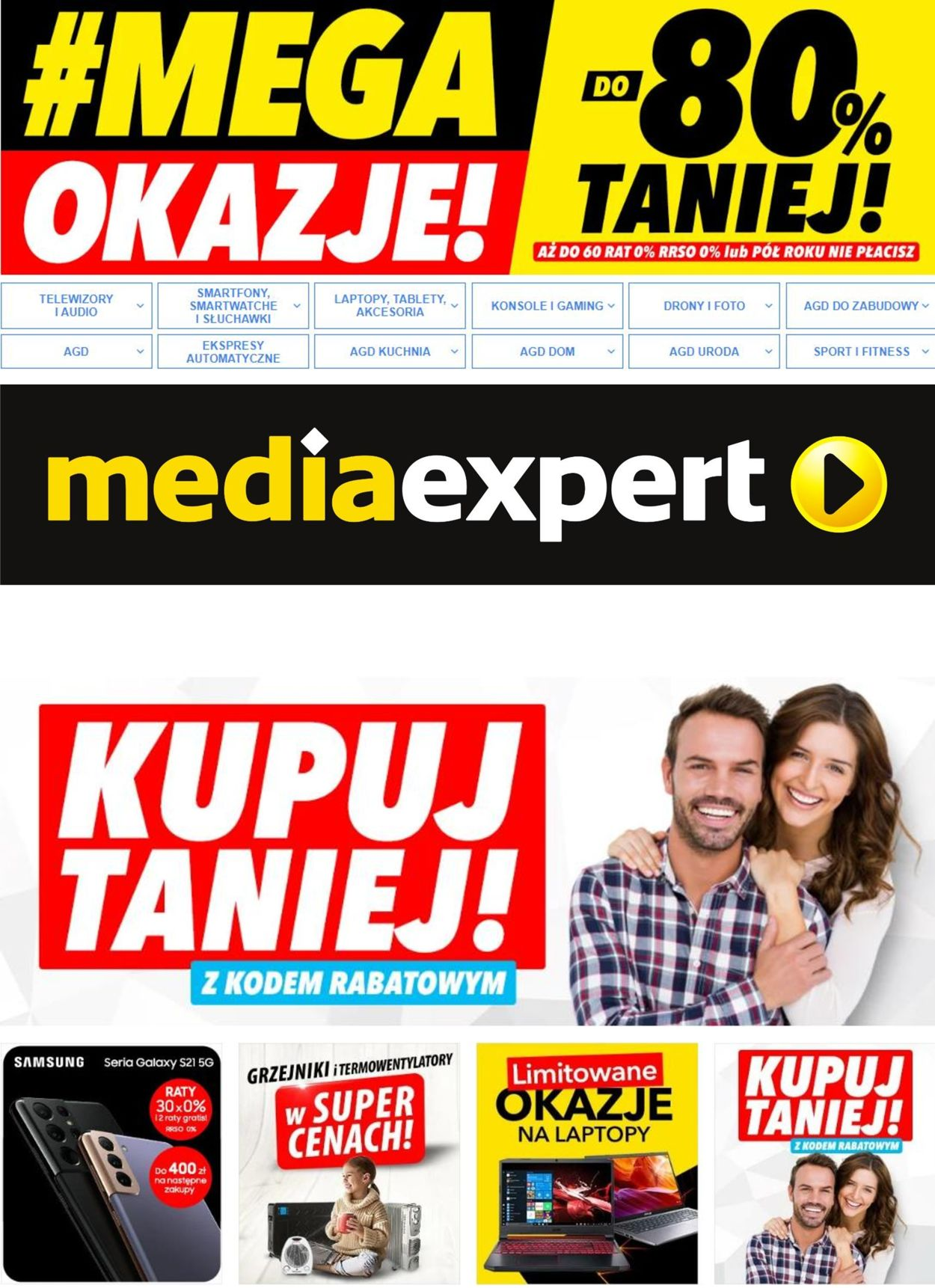 Gazetka promocyjna Media Expert - 19.02-25.02.2021