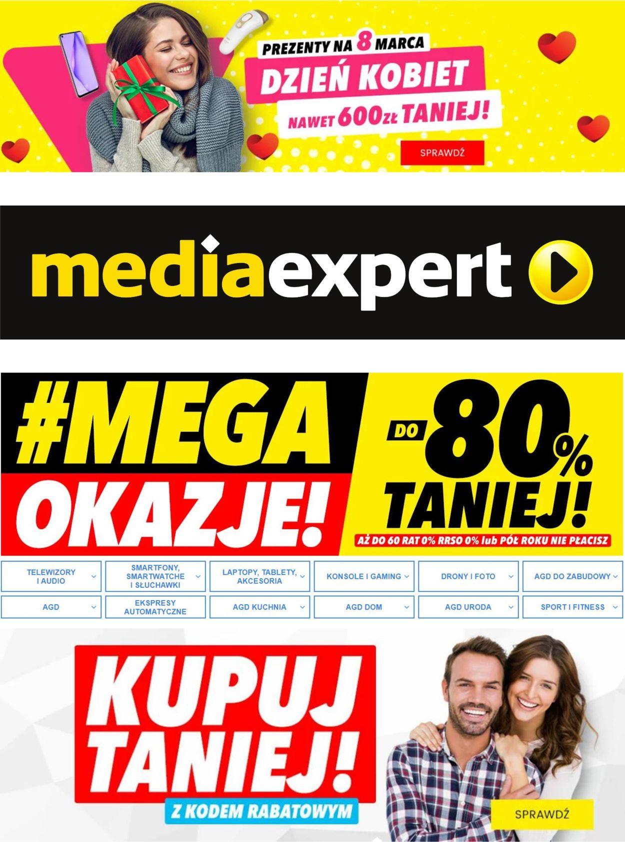 Gazetka promocyjna Media Expert - 26.02-04.03.2021