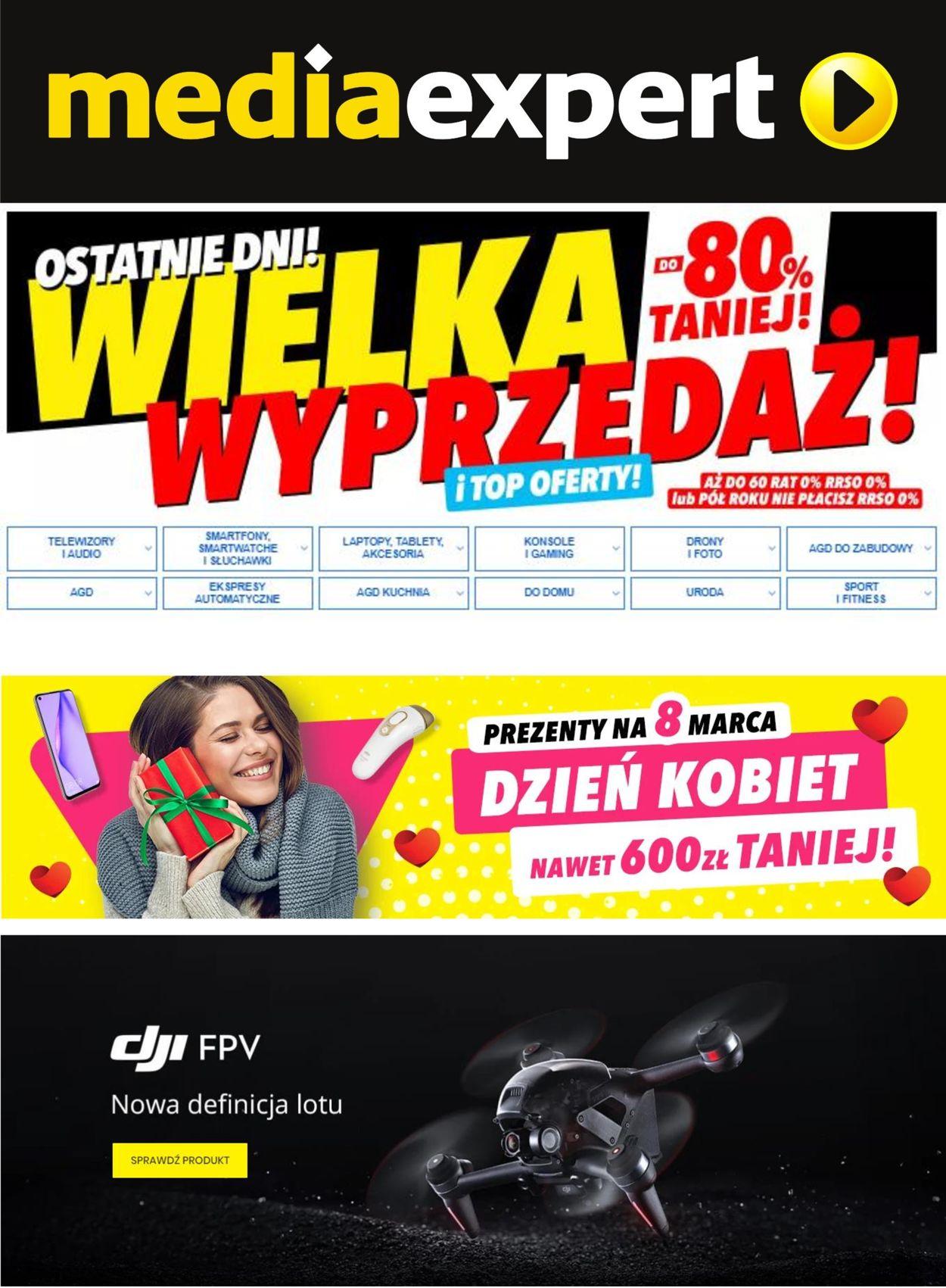 Gazetka promocyjna Media Expert - 05.03-11.03.2021