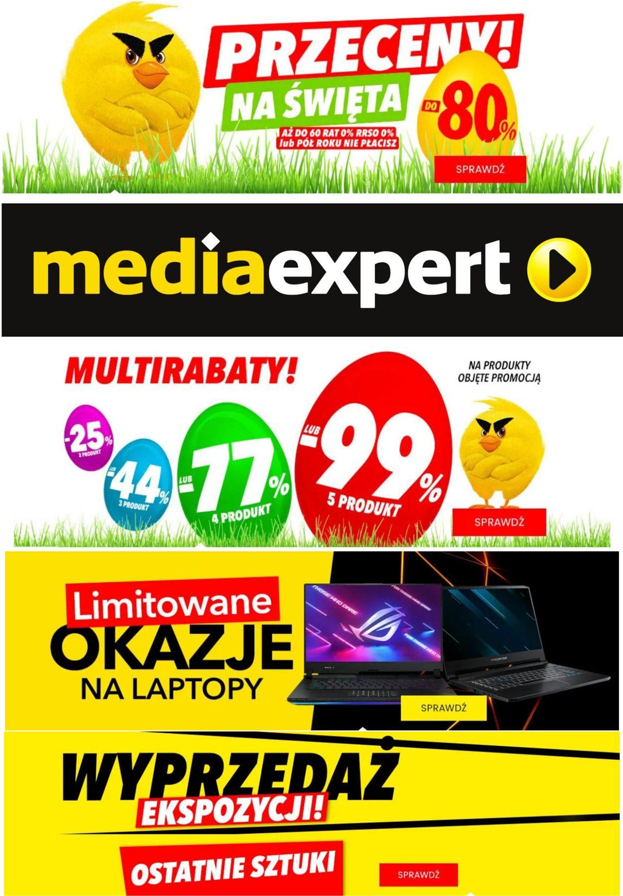 Gazetka promocyjna Media Expert - 12.03-18.03.2021