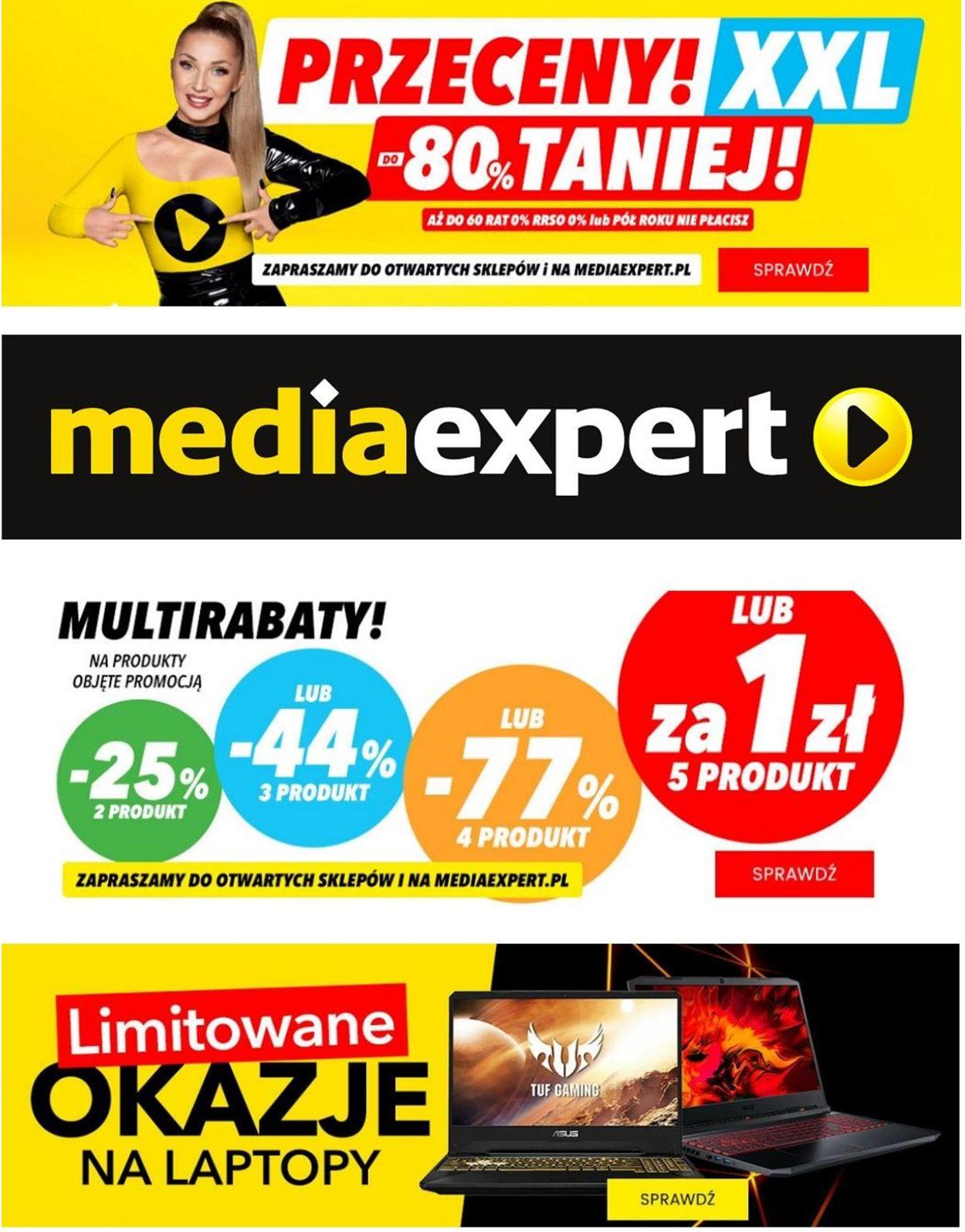 Gazetka promocyjna Media Expert - 15.04-21.04.2021