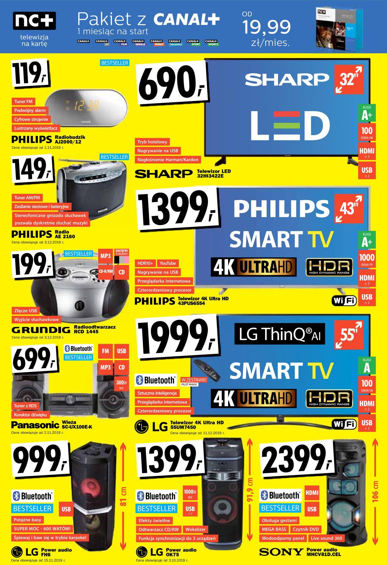 Gazetka promocyjna Media Expert - 26.12-06.01.2020 (Strona 2)
