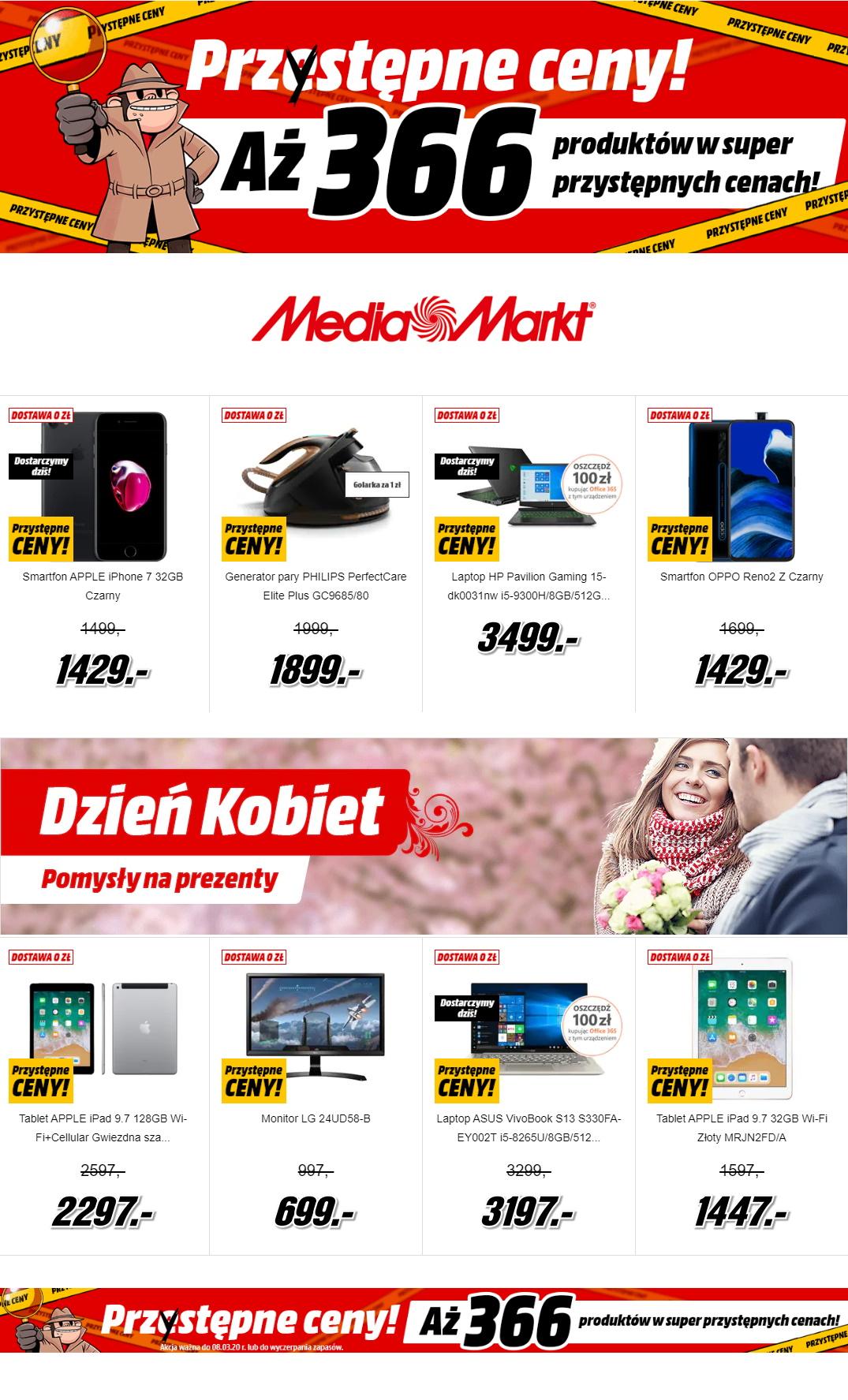 Gazetka promocyjna Media Markt - 03.03-10.03.2020