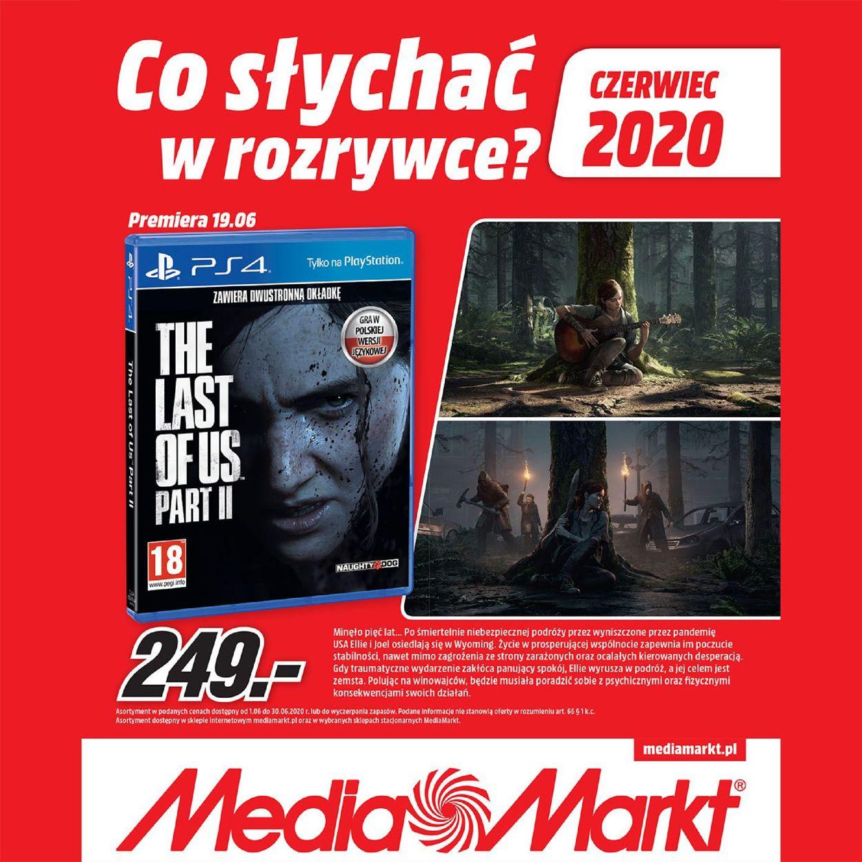 Gazetka promocyjna Media Markt - 17.06-30.06.2020