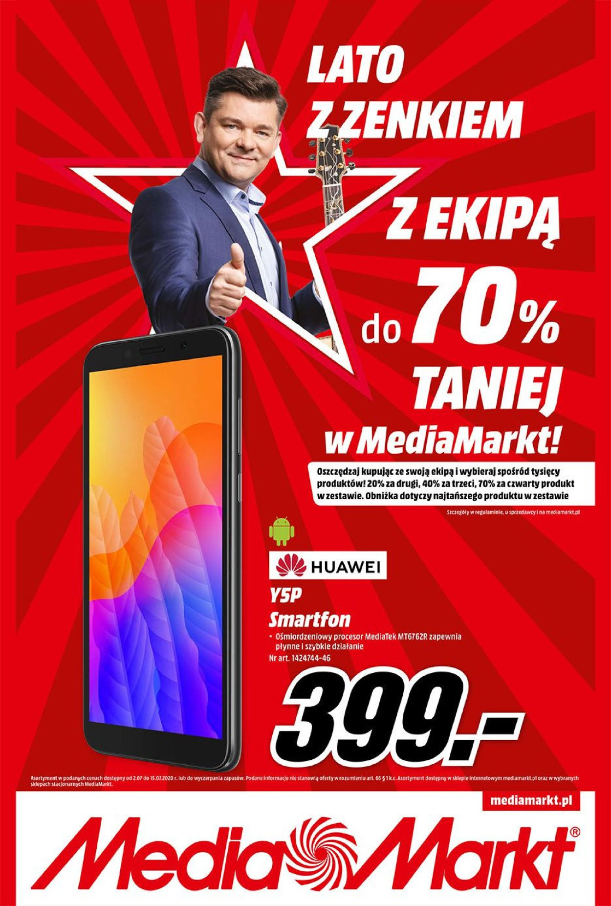 Gazetka promocyjna Media Markt - 02.07-15.07.2020