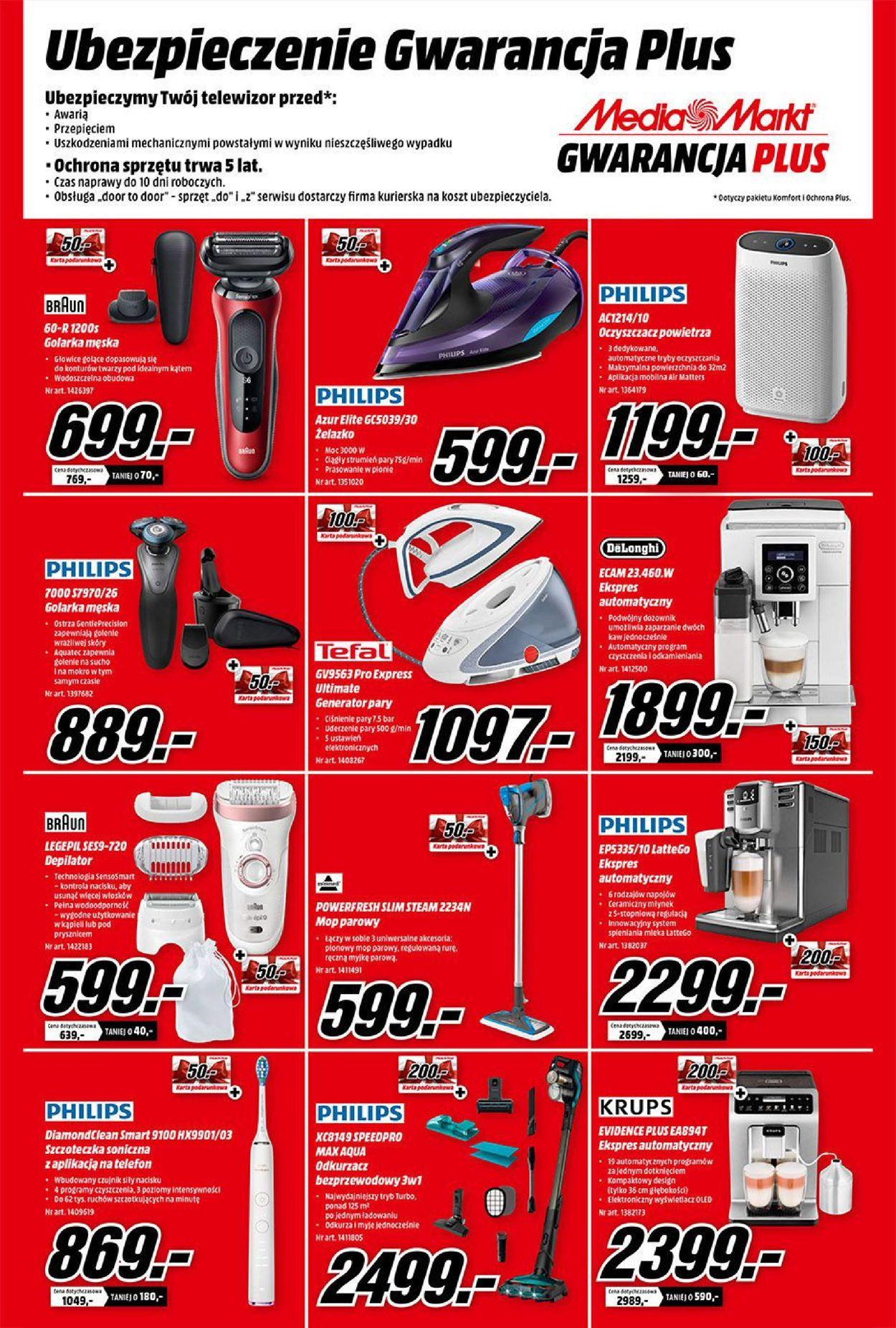 Gazetka promocyjna Media Markt - 23.07-05.08.2020 (Strona 6)