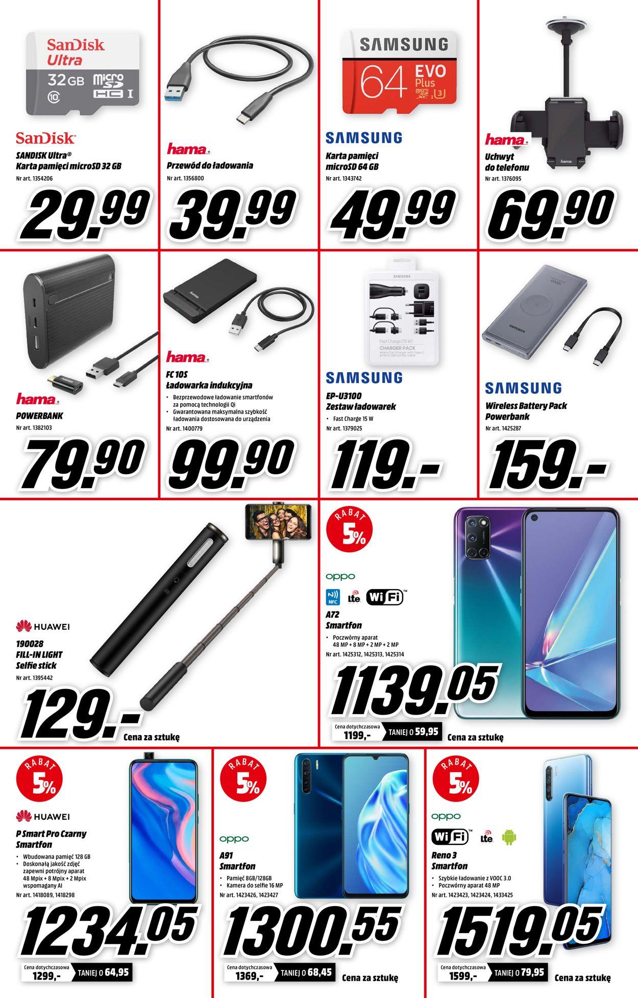 Gazetka promocyjna Media Markt - 06.08-19.08.2020 (Strona 3)