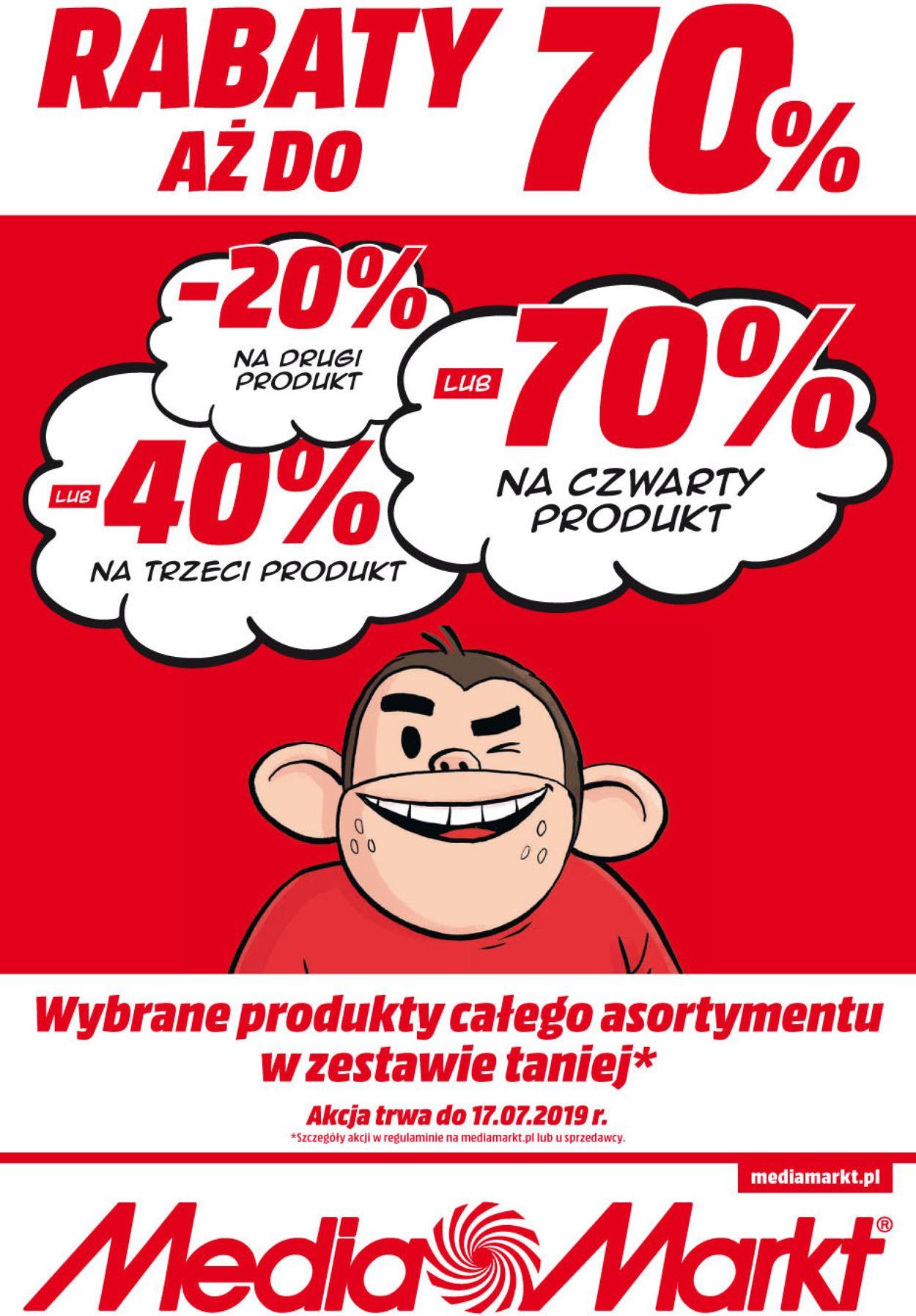 Gazetka promocyjna Media Markt - 11.07-17.07.2019
