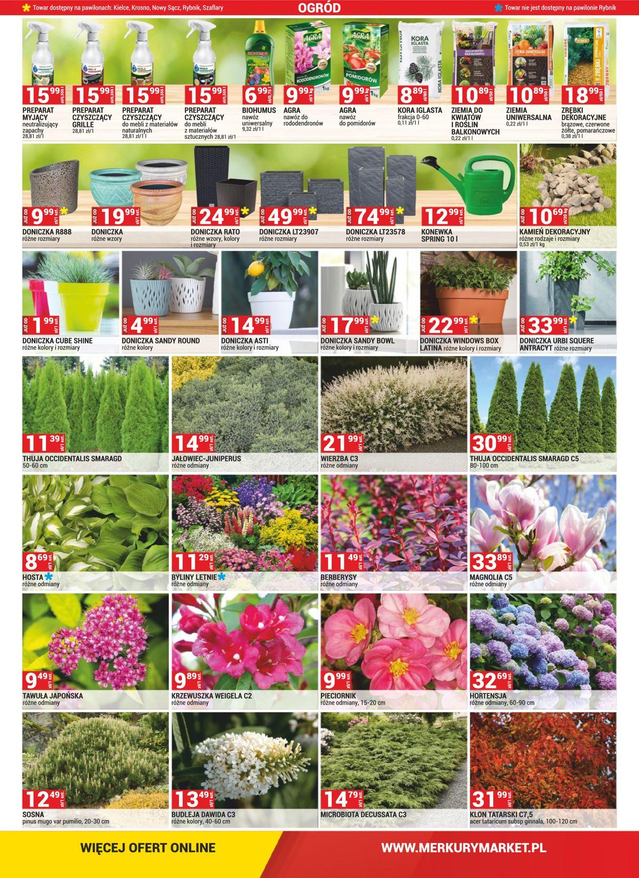 Gazetka promocyjna Merkury Market - 02.05-31.05.2020 (Strona 11)