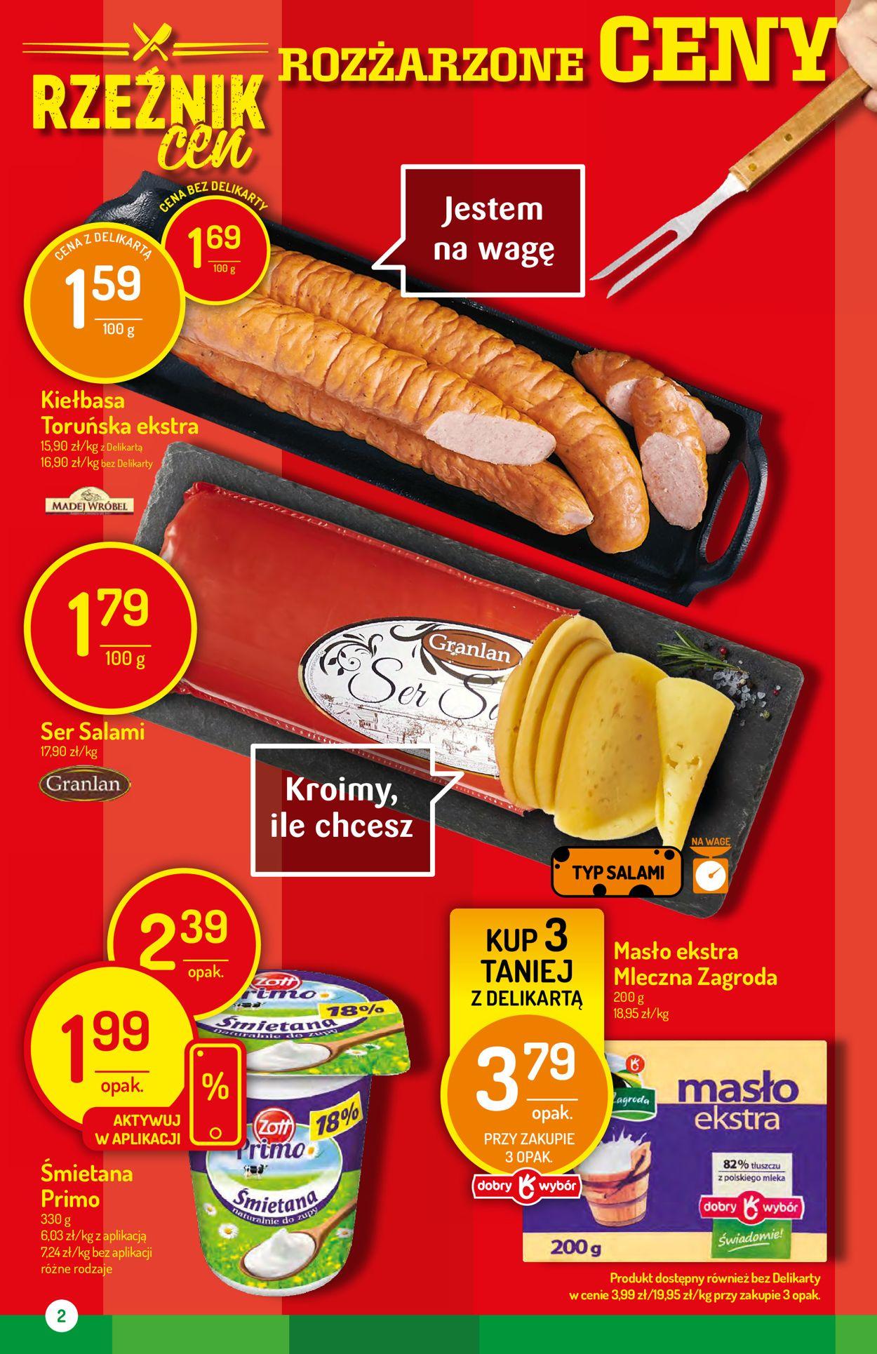 Gazetka promocyjna Mila - 23.04-29.04.2020 (Strona 2)