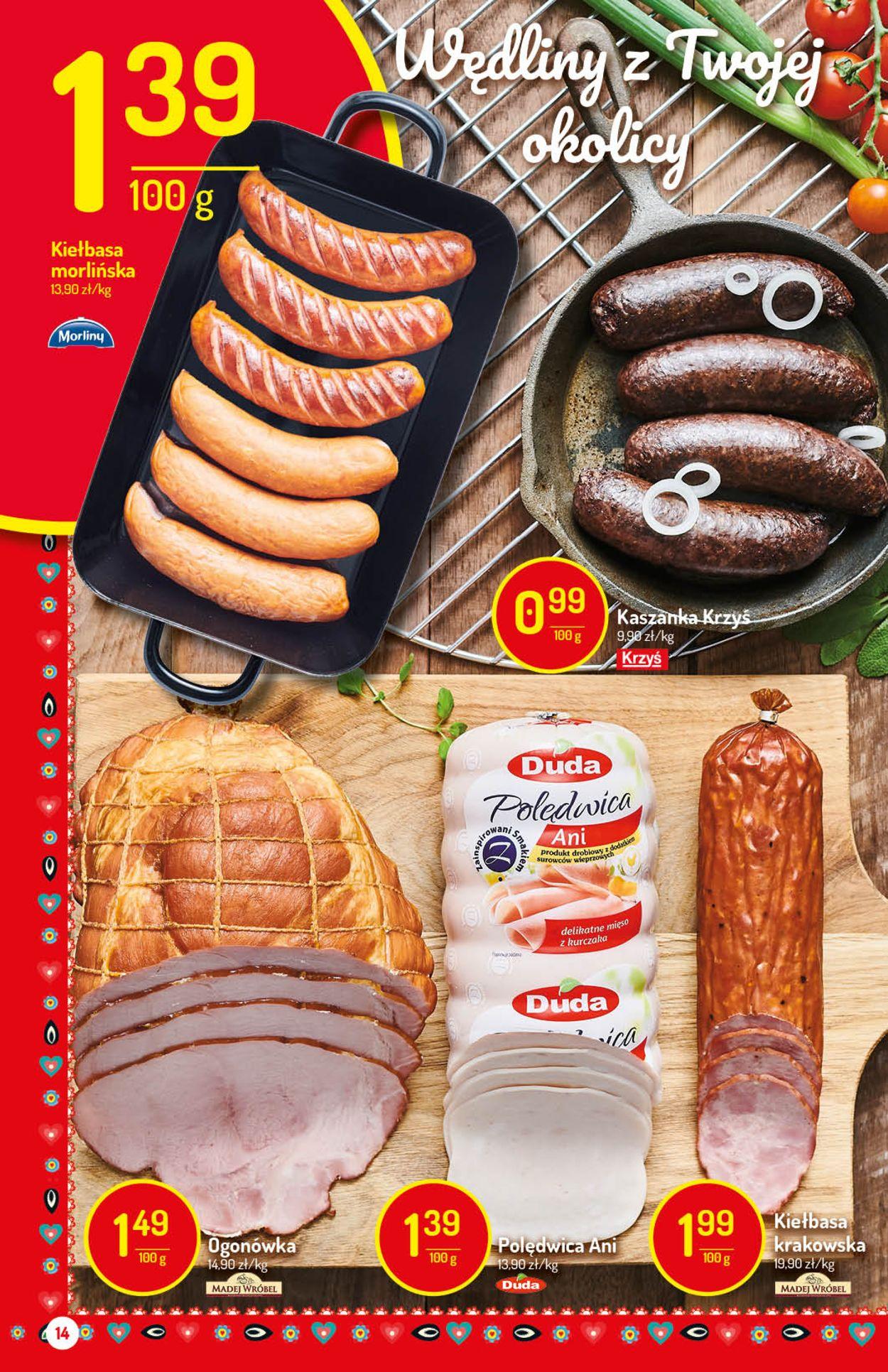 Gazetka promocyjna Mila - 13.08-19.08.2020 (Strona 14)