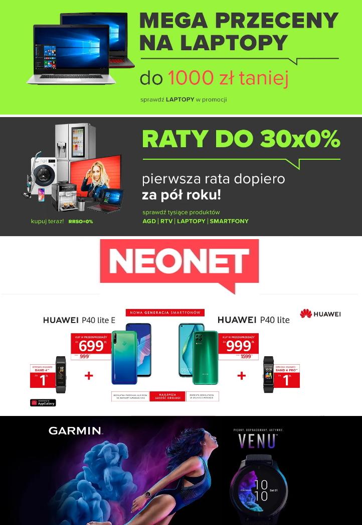 Gazetka promocyjna Neonet - 16.03-23.03.2020