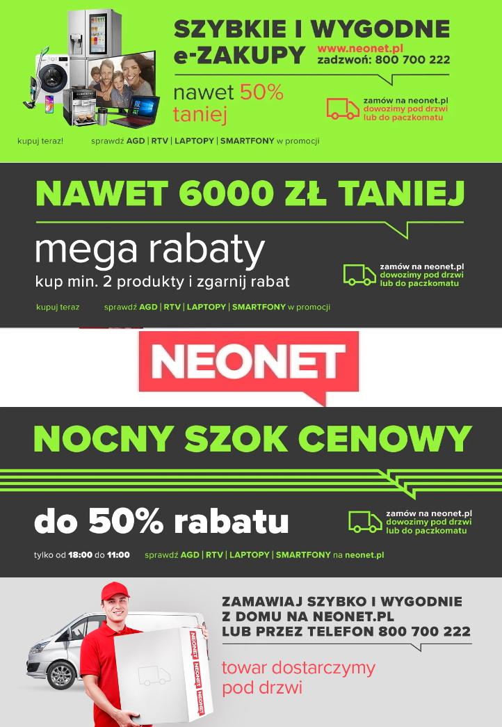 Gazetka promocyjna Neonet - 30.03-06.04.2020