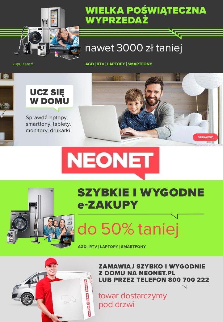 Gazetka promocyjna Neonet - 14.04-21.04.2020