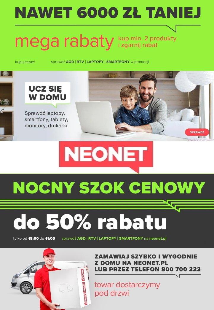 Gazetka promocyjna Neonet - 21.04-28.04.2020