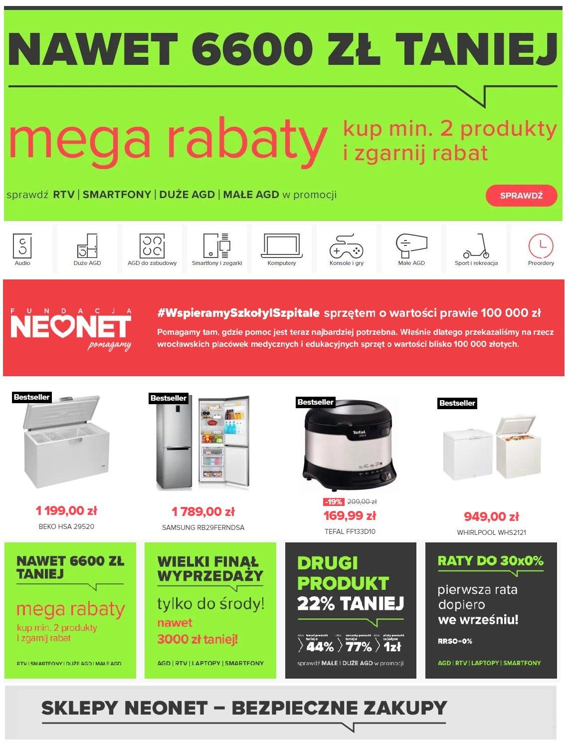 Gazetka promocyjna Neonet - 29.05-05.06.2020