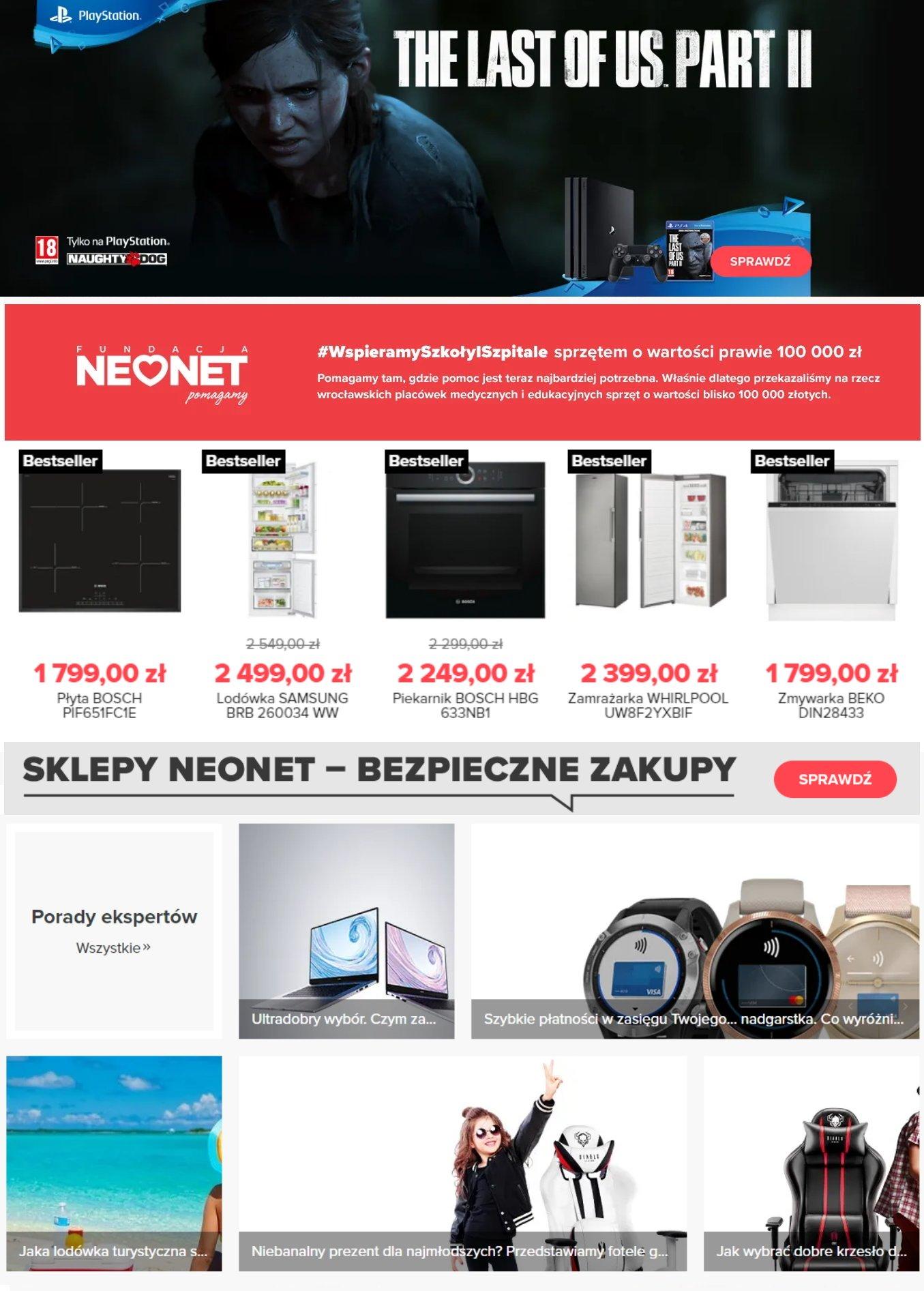 Gazetka promocyjna Neonet - 24.06-03.07.2020
