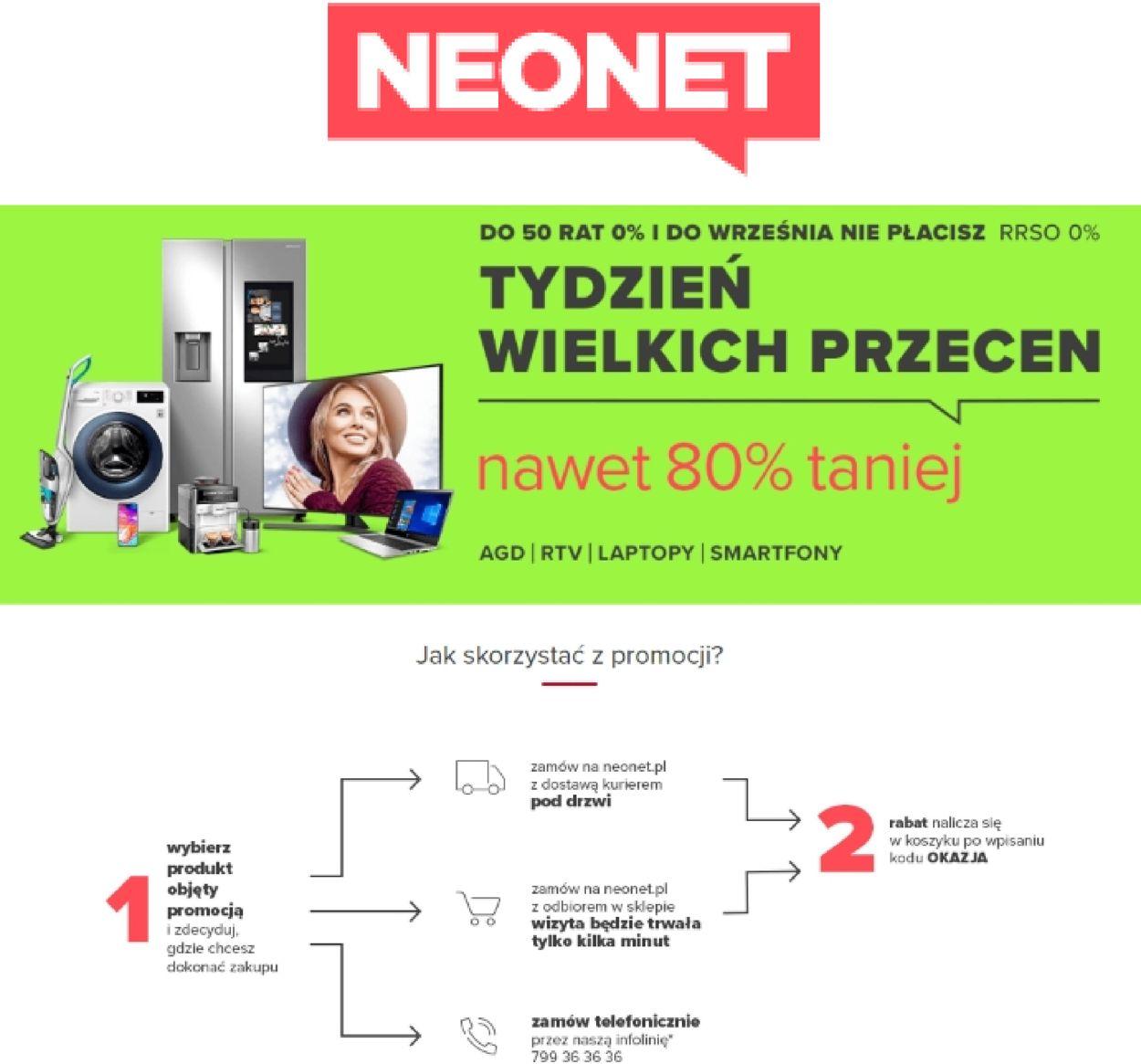 Gazetka promocyjna Neonet - 15.02-21.02.2021