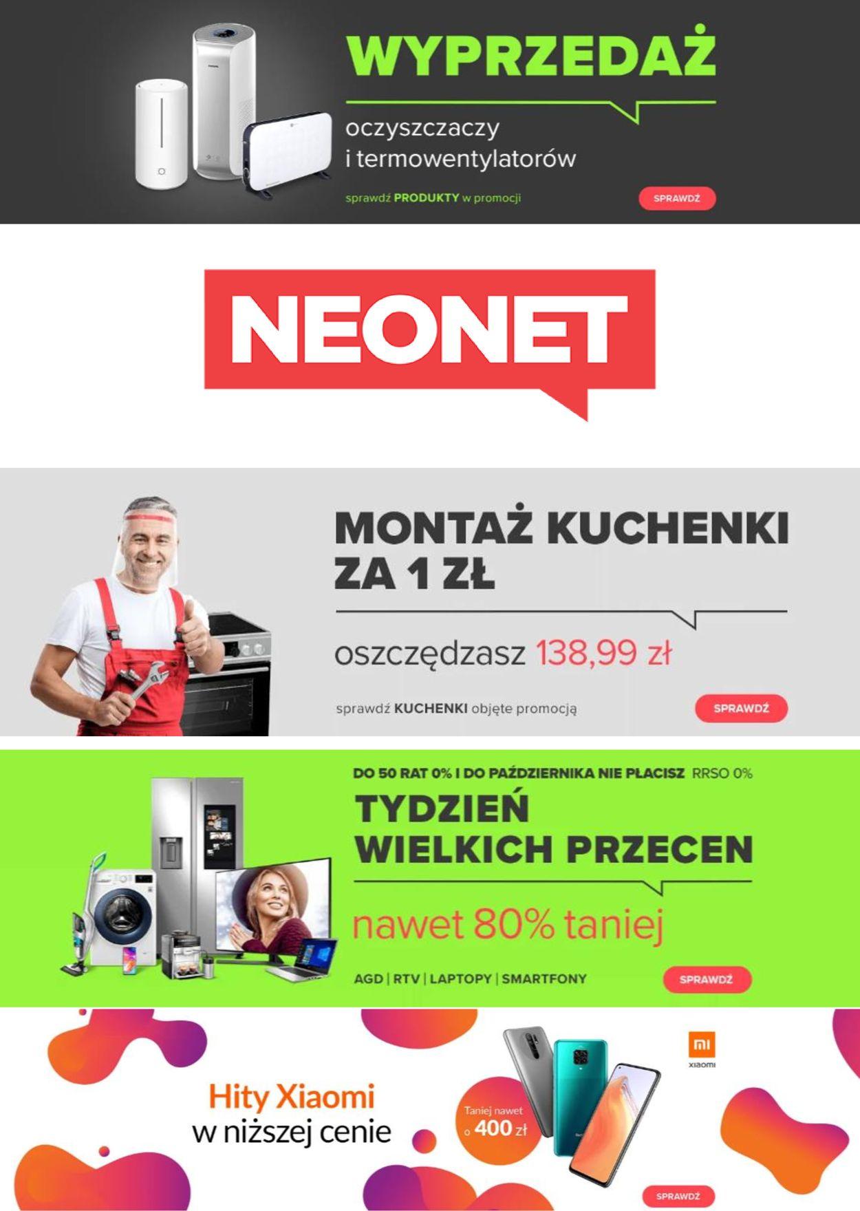 Gazetka promocyjna Neonet - 02.03-08.03.2021