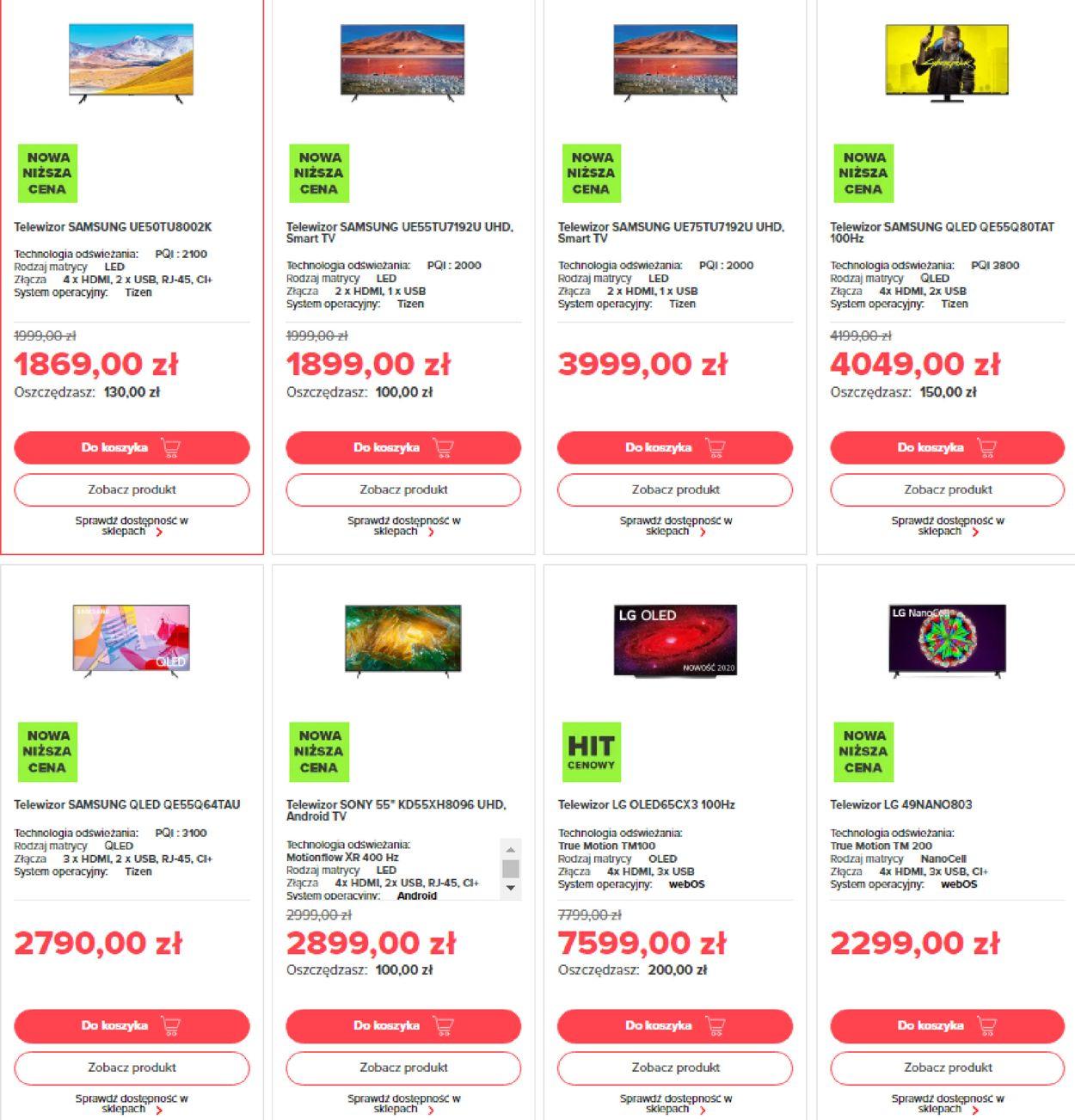 Gazetka promocyjna Neonet - 02.03-08.03.2021 (Strona 3)