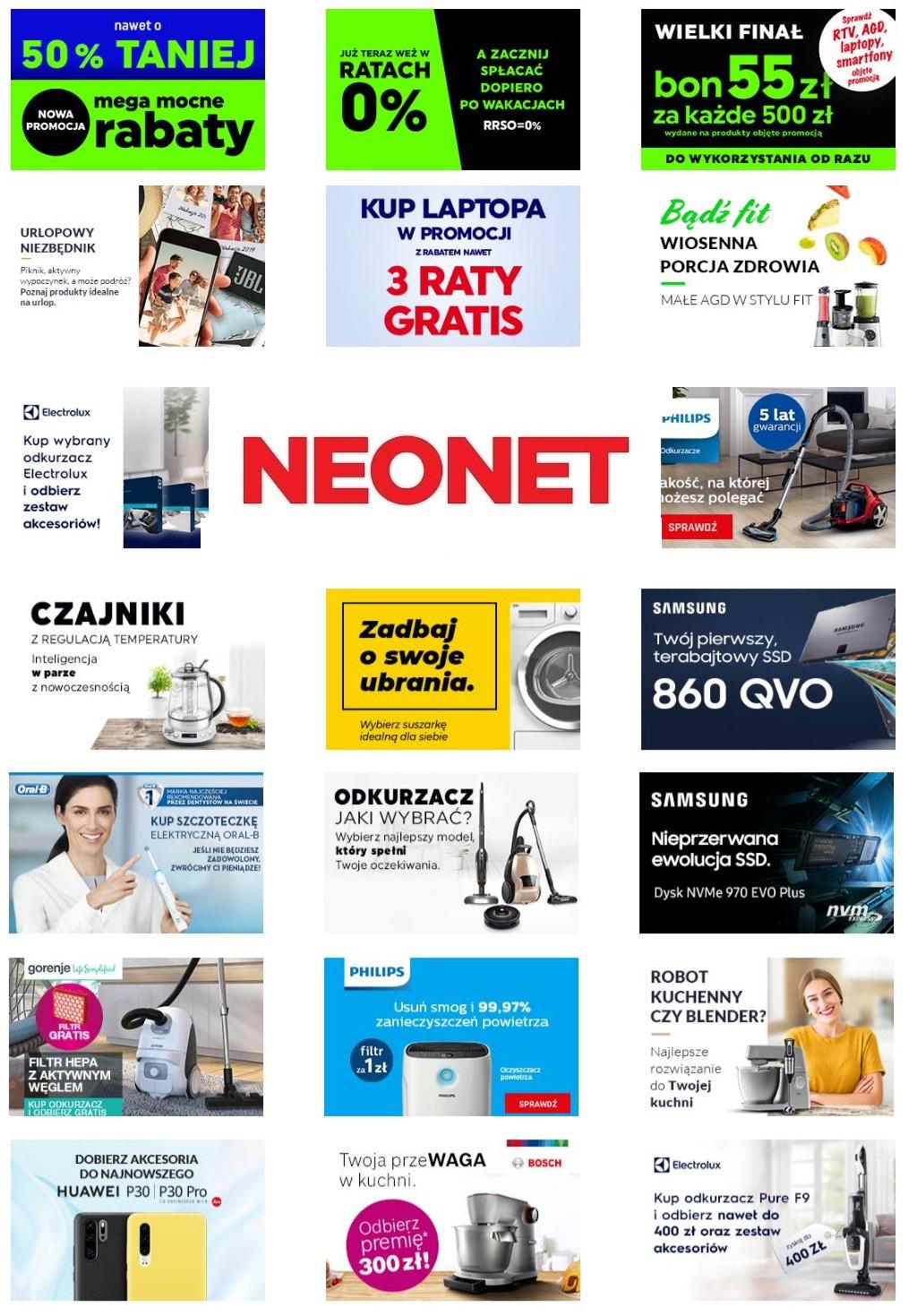 Gazetka promocyjna Neonet - 17.05-24.05.2019
