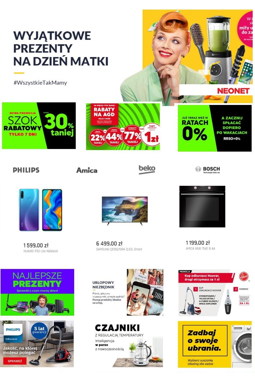 Gazetka promocyjna Neonet - 24.05-30.05.2019