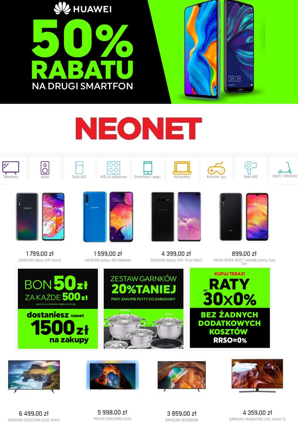 Gazetka promocyjna Neonet - 05.07-11.07.2019