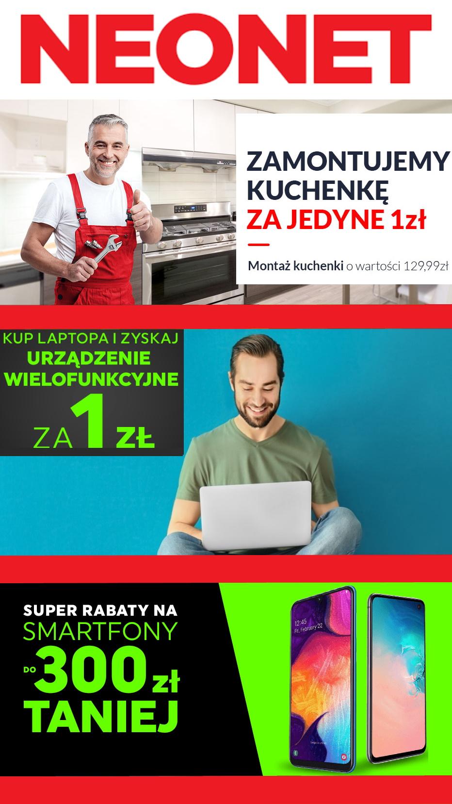 Gazetka promocyjna Neonet - 13.09-19.09.2019