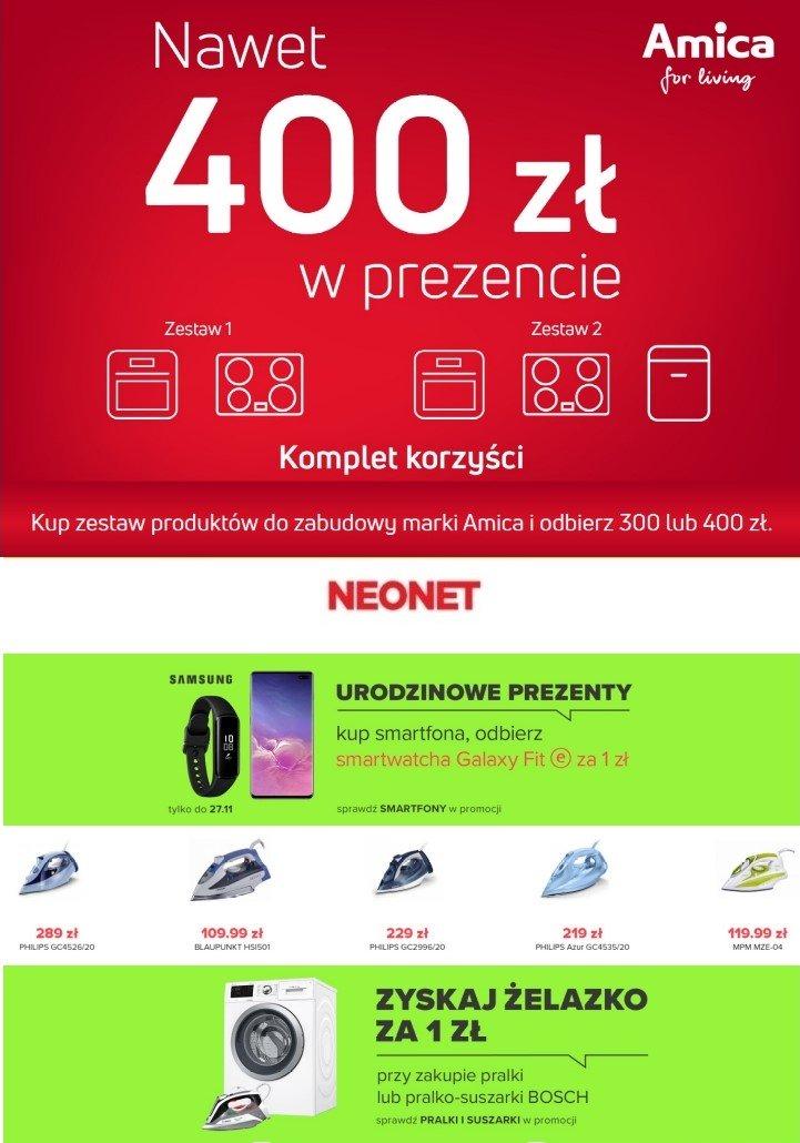 Gazetka promocyjna Neonet - 21.11-28.11.2019
