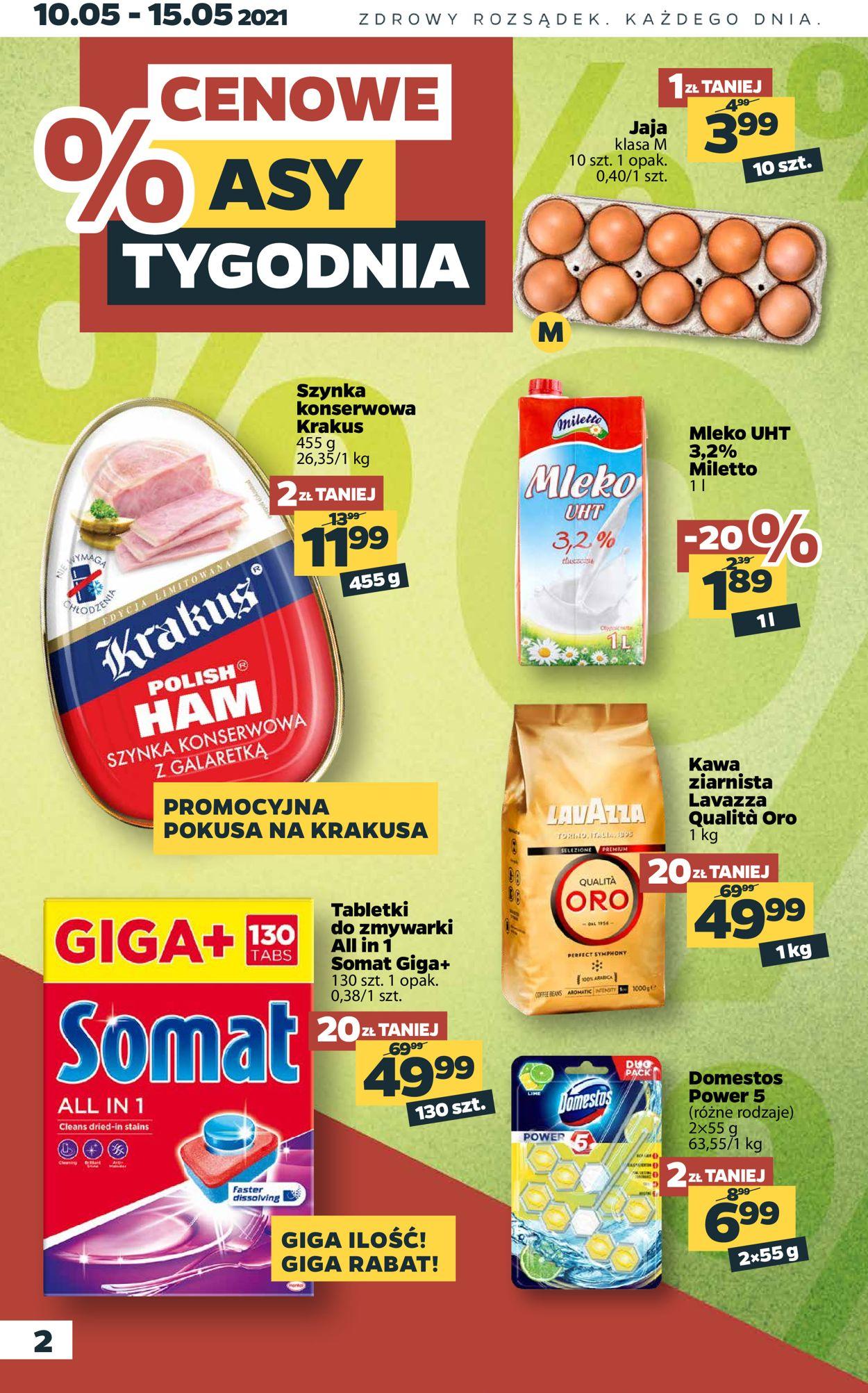 Gazetka promocyjna Netto - 10.05-15.05.2021 (Strona 2)