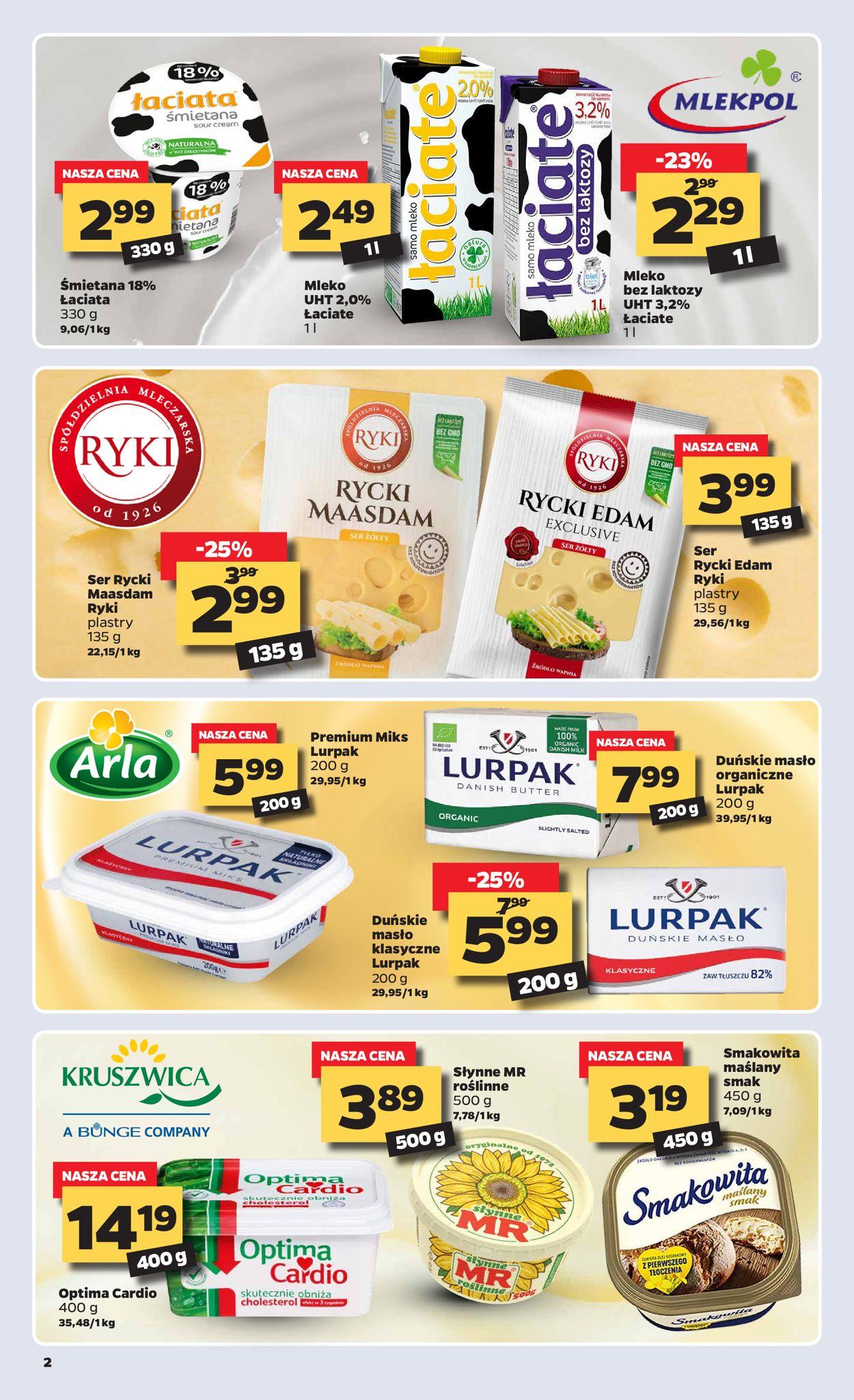 Gazetka promocyjna Netto - 04.11-16.11.2019 (Strona 2)