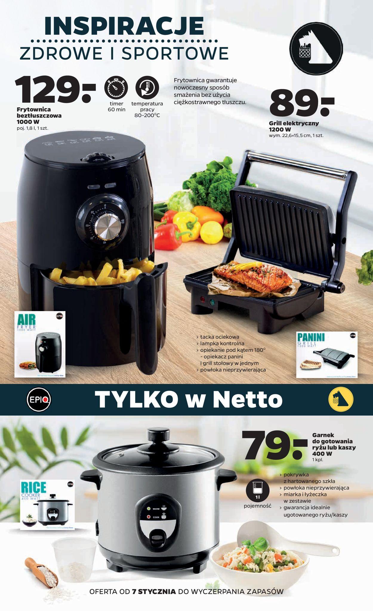 Gazetka promocyjna Netto - 07.01-11.01.2020