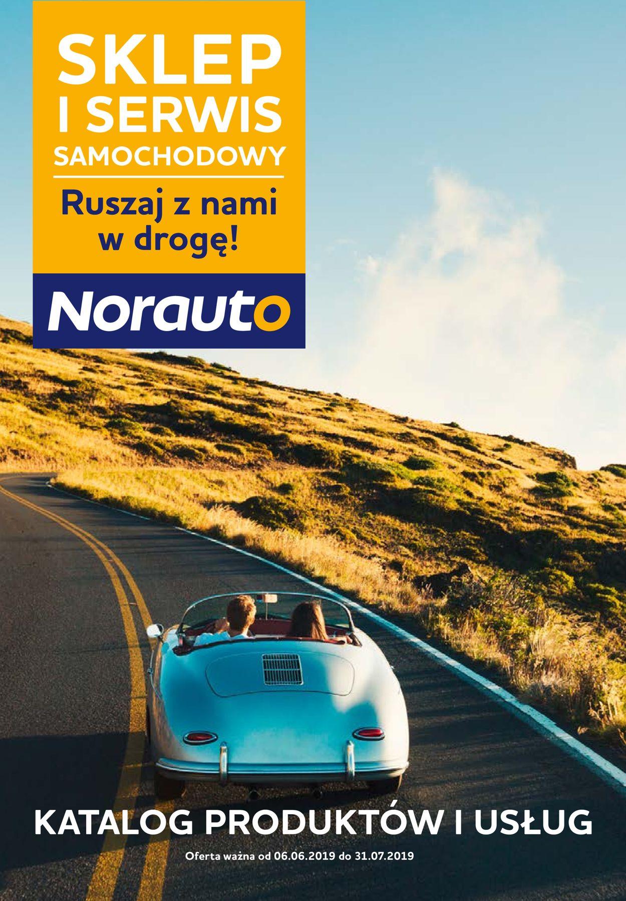 Gazetka promocyjna Norauto - 06.06-31.07.2019