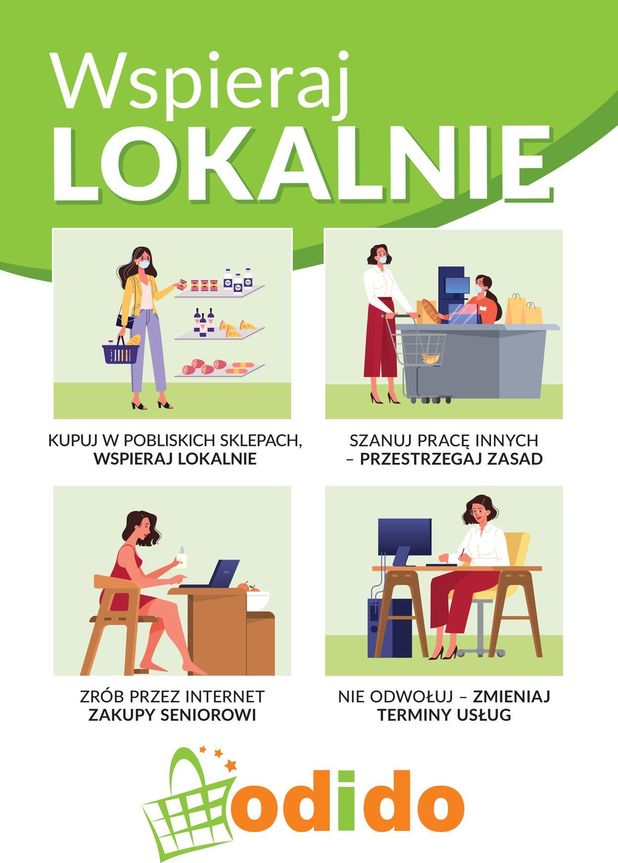 Gazetka promocyjna Odido - 15.05-28.05.2020