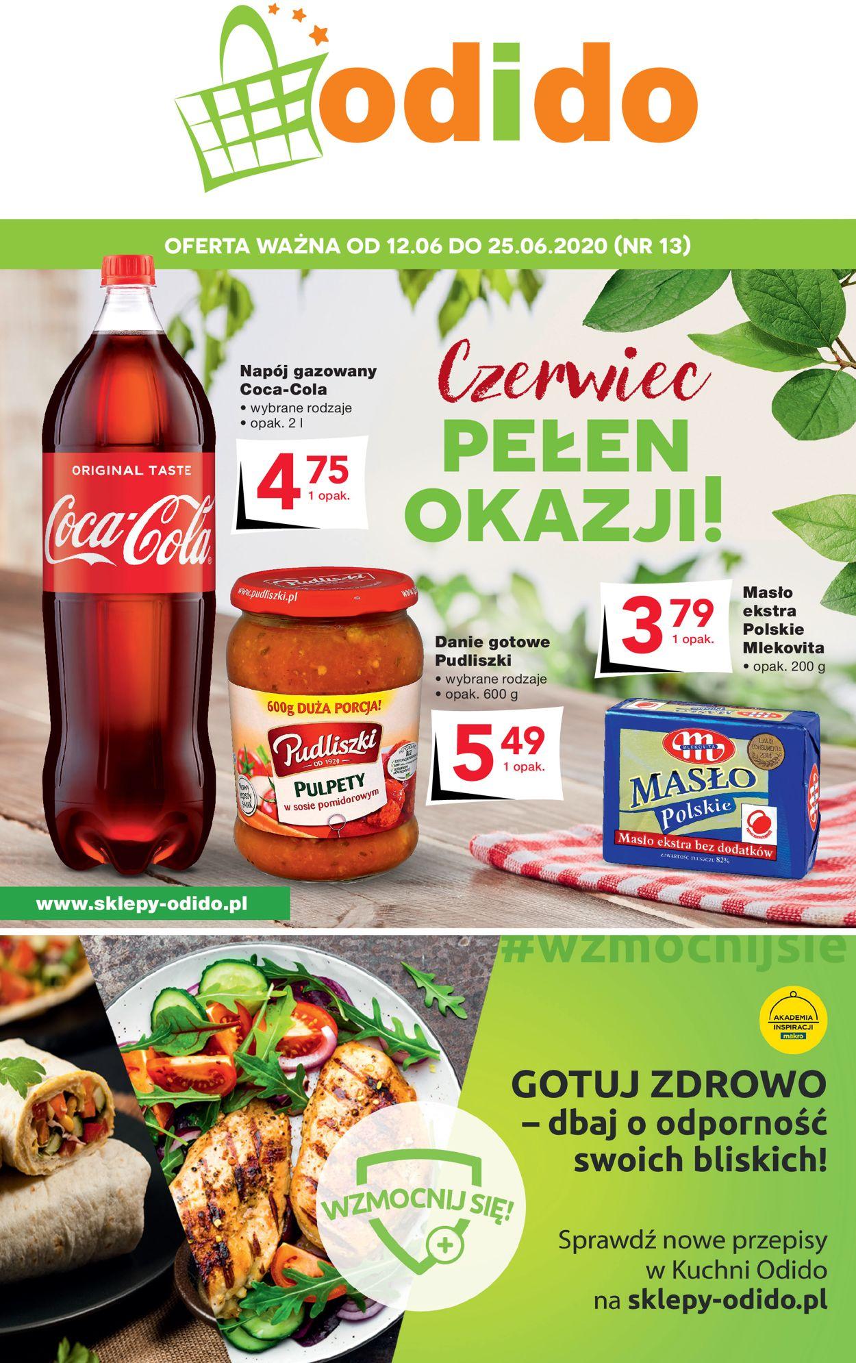 Gazetka promocyjna Odido - 12.06-25.06.2020