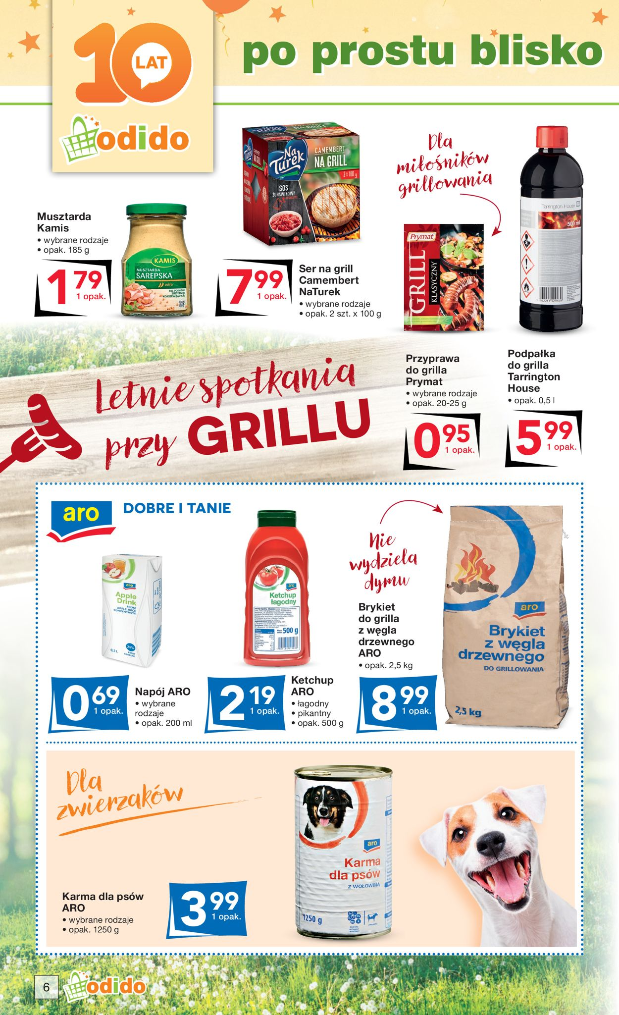 Gazetka promocyjna Odido - 07.08-20.08.2020 (Strona 6)