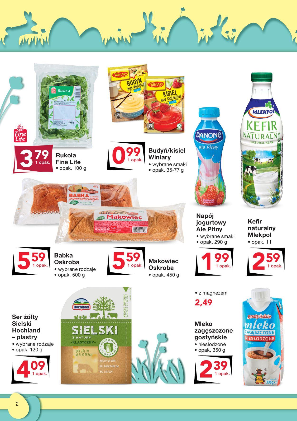 Gazetka promocyjna Odido Wielkanoc 2021! - 26.03-08.04.2021 (Strona 2)
