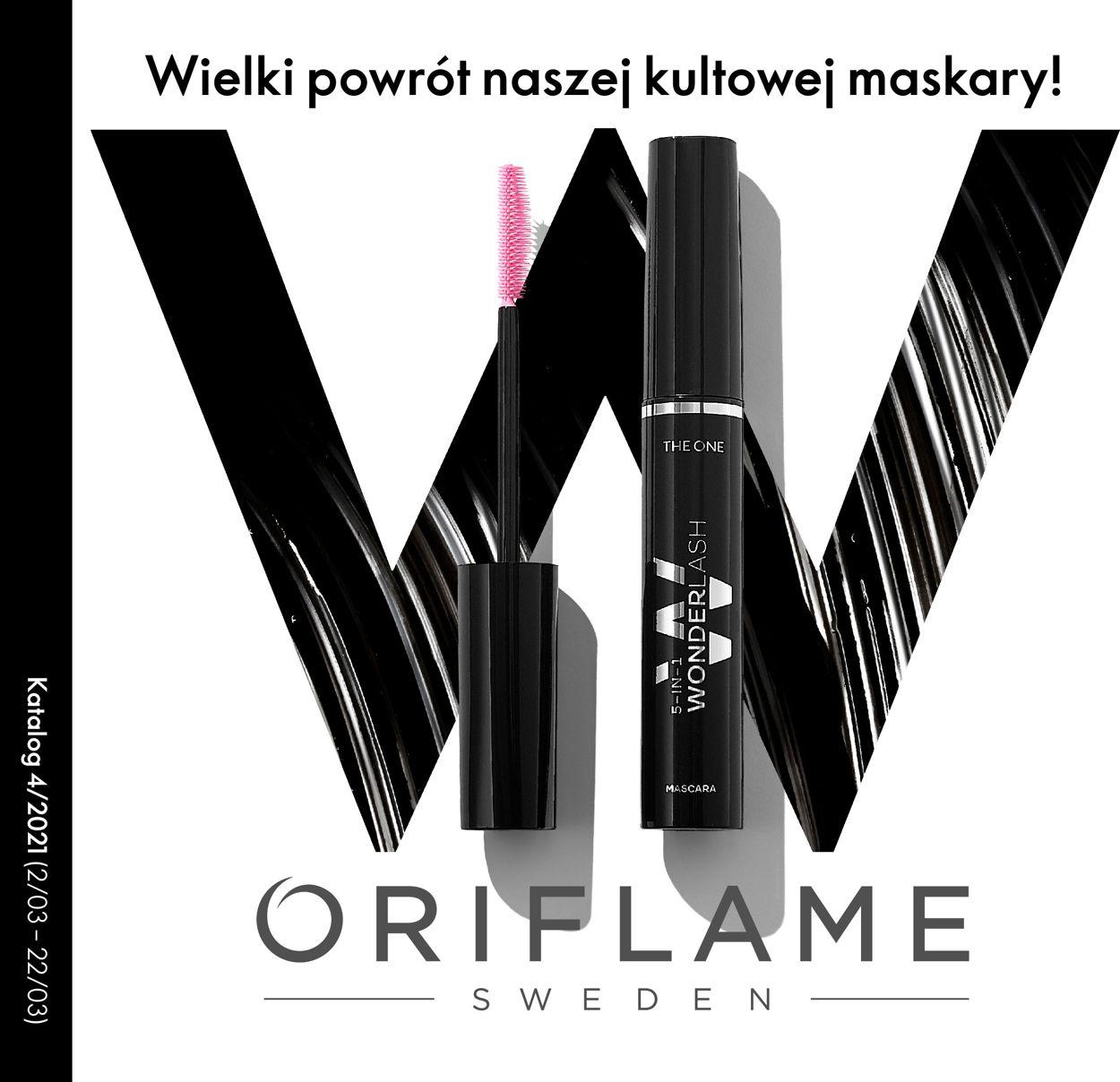 Gazetka promocyjna Oriflame - 02.03-22.03.2021