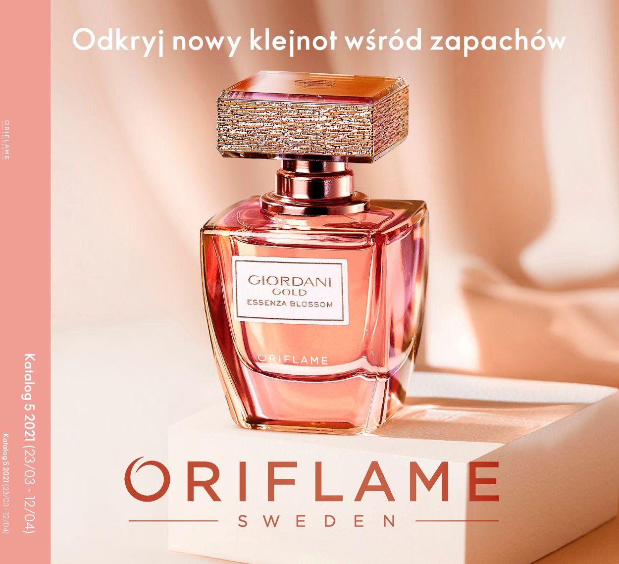 Gazetka promocyjna Oriflame - 23.03-12.04.2021
