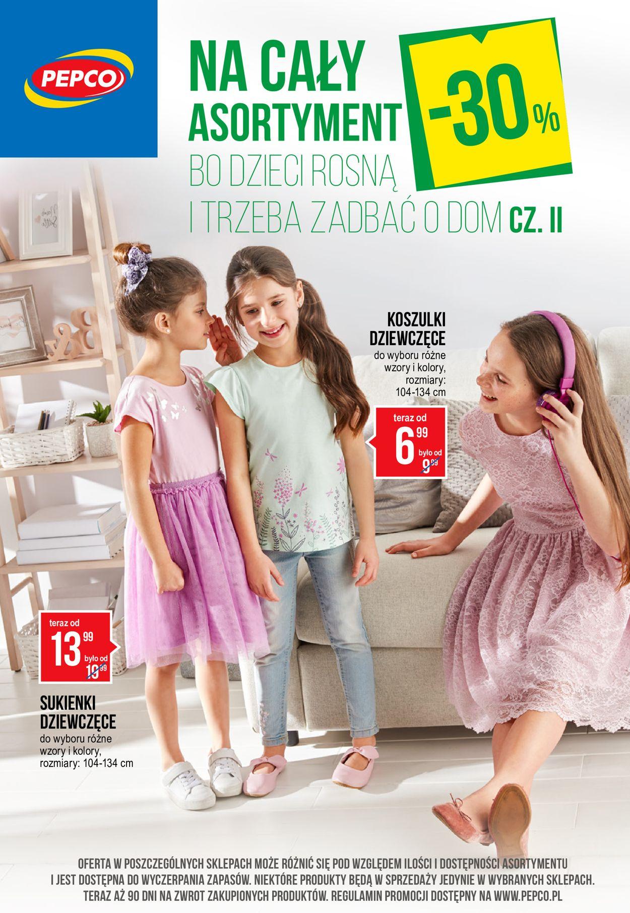 Gazetka promocyjna Pepco - 08.05-25.05.2020