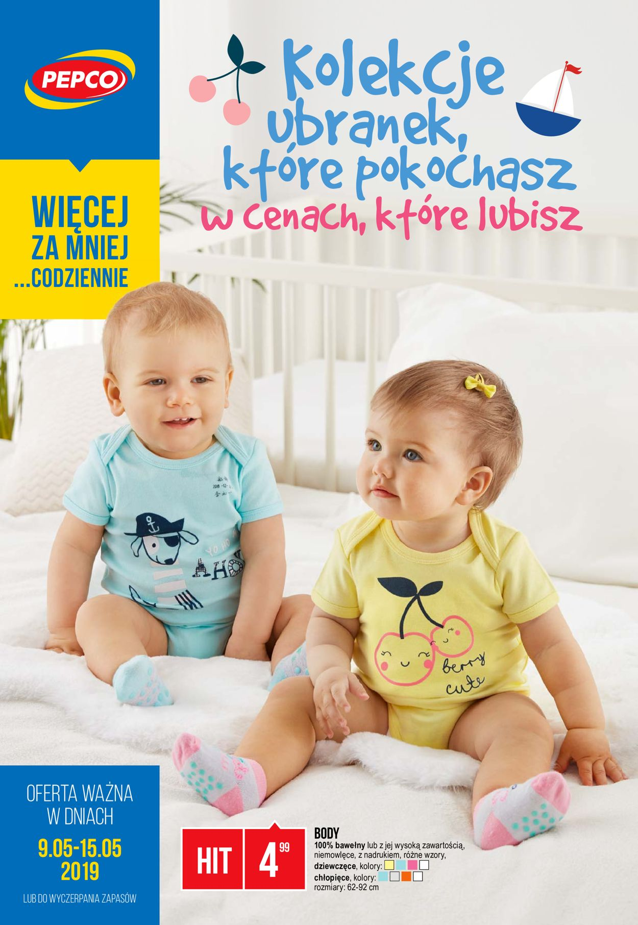 Gazetka promocyjna Pepco - 09.05-15.05.2019
