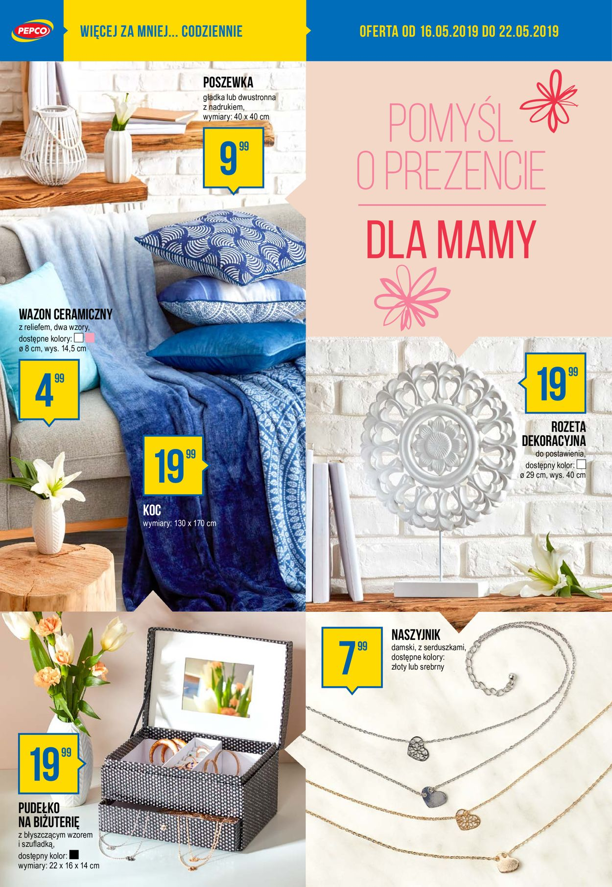 Gazetka promocyjna Pepco - 16.05-22.05.2019 (Strona 2)