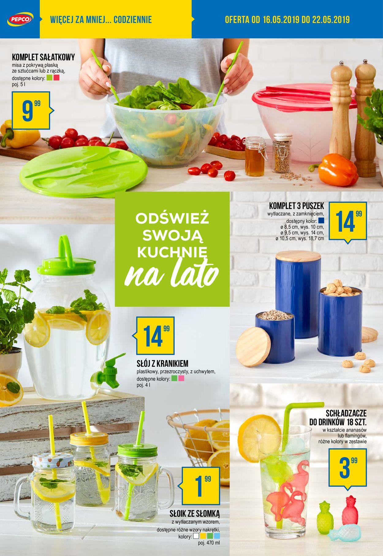 Gazetka promocyjna Pepco - 16.05-22.05.2019 (Strona 4)