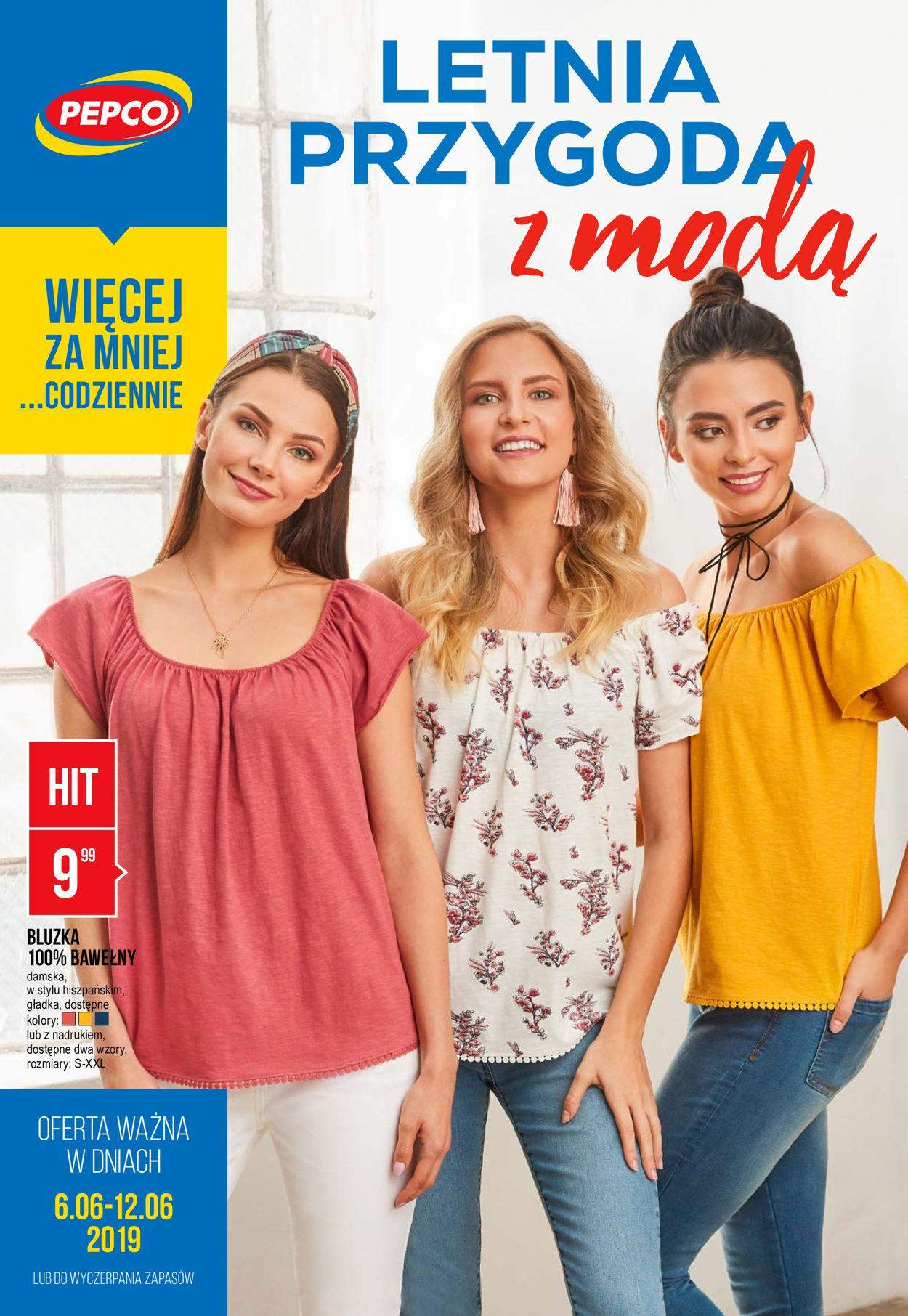 Gazetka promocyjna Pepco - 06.06-12.06.2019