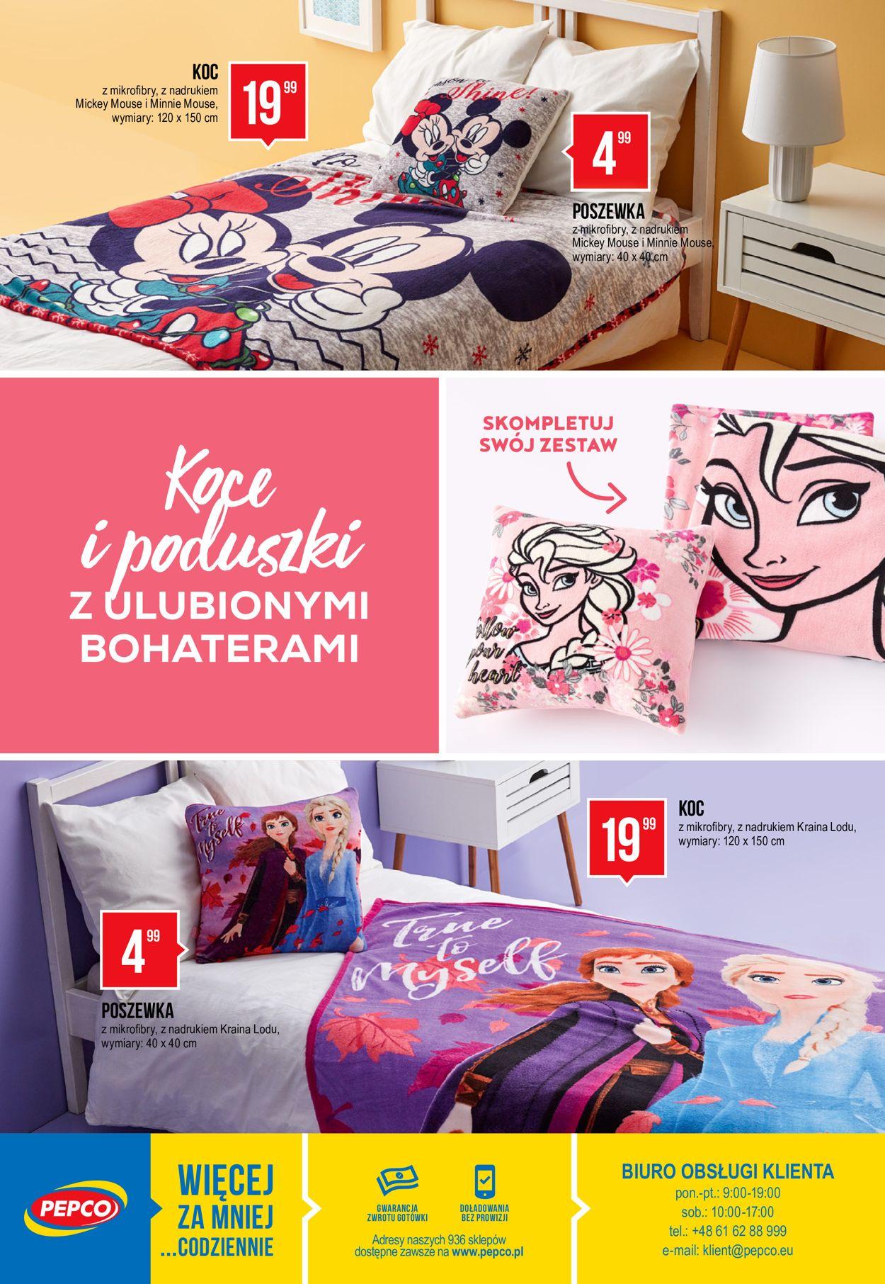 Gazetka promocyjna Pepco - 07.11-20.11.2019 (Strona 8)