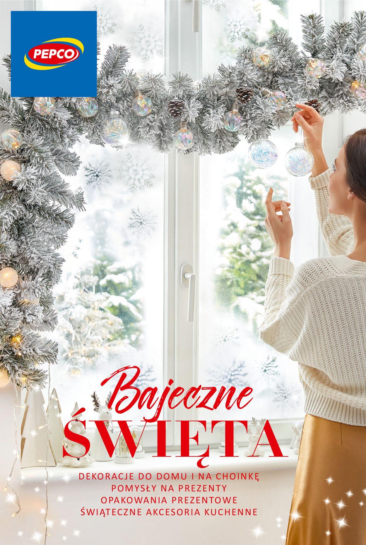 Gazetka promocyjna Pepco - Gazetka Świąteczna 2019 - 12.12-26.12.2019