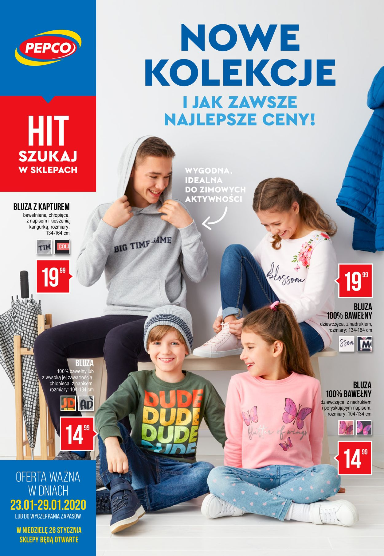Gazetka promocyjna Pepco - 23.01-29.01.2020