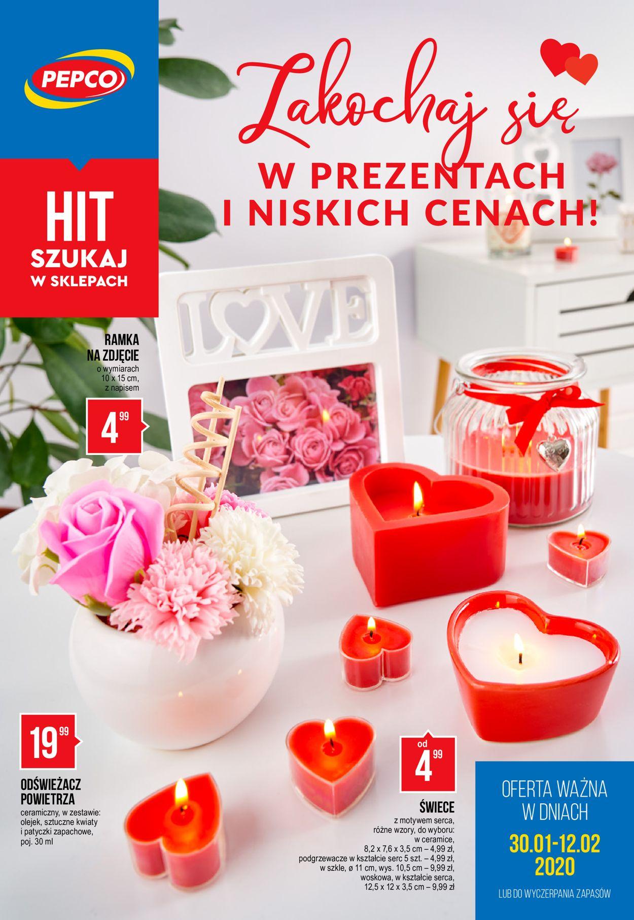 Gazetka promocyjna Pepco - 30.01-12.02.2020