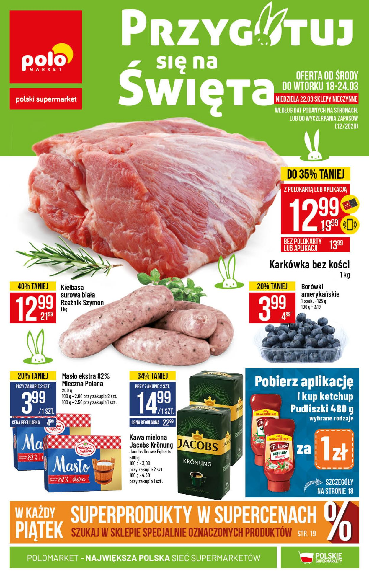 Gazetka promocyjna Polomarket - 18.03-24.03.2020